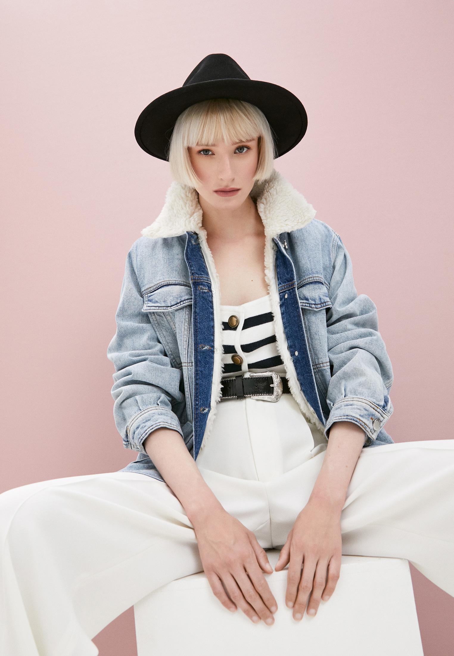 Джинсовая куртка Claudie Pierlot CFPBL00127: изображение 2