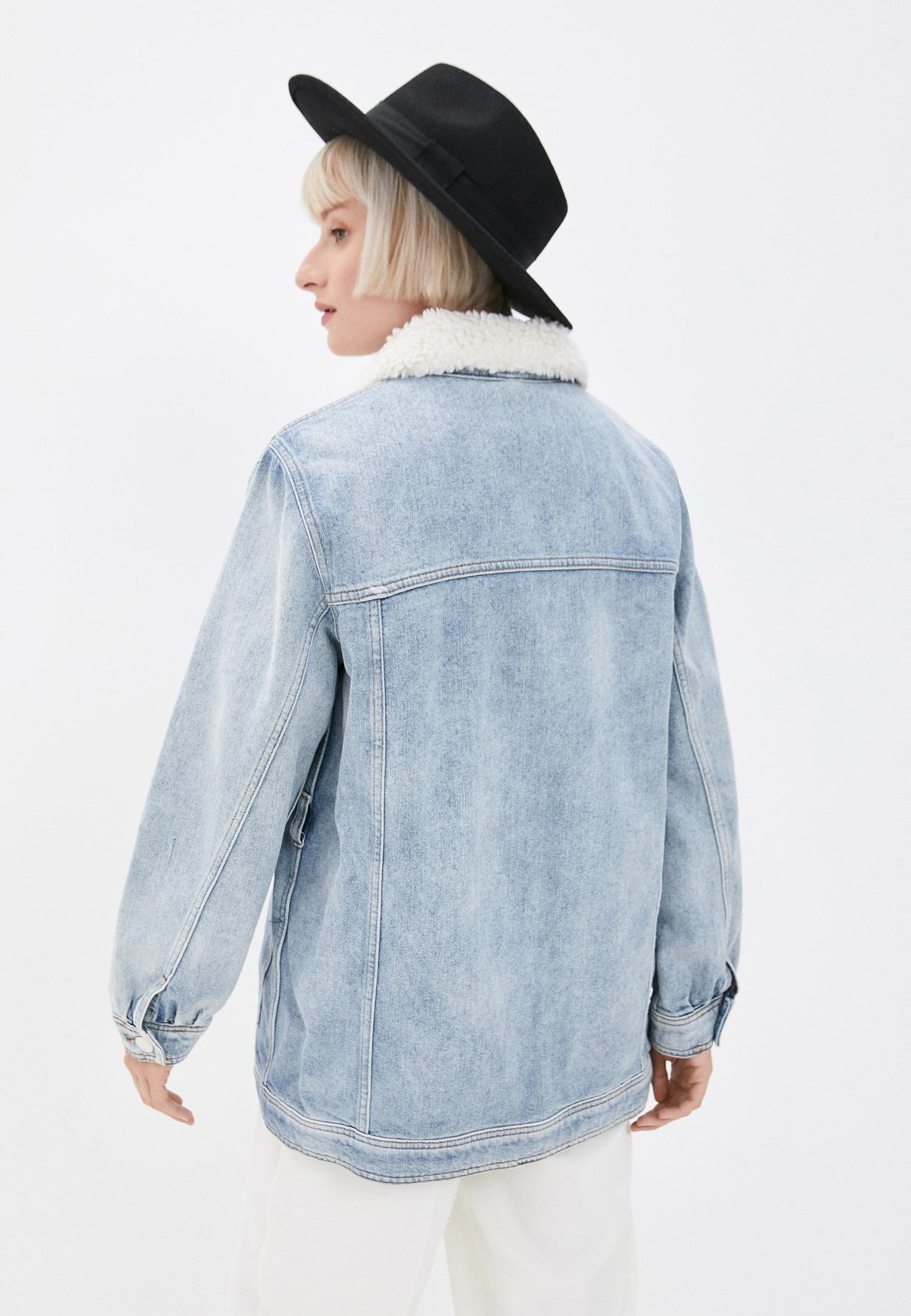 Джинсовая куртка Claudie Pierlot CFPBL00127: изображение 4