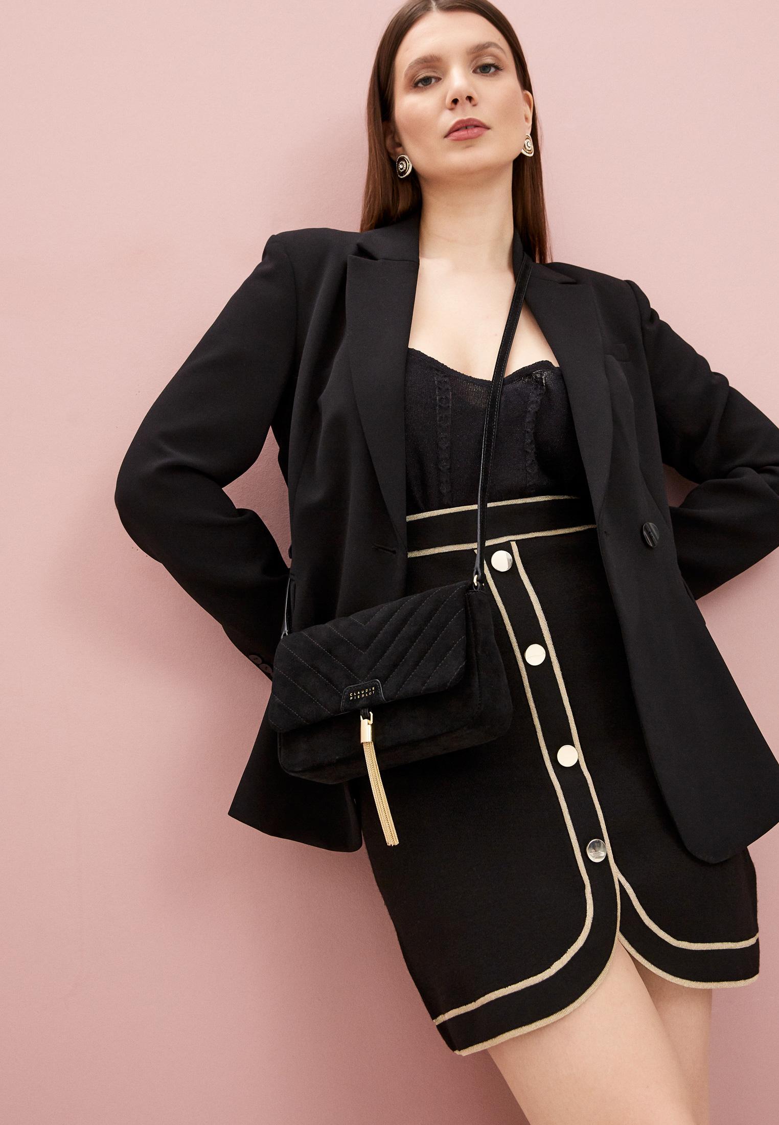 Узкая юбка Claudie Pierlot CFPJU00255: изображение 2