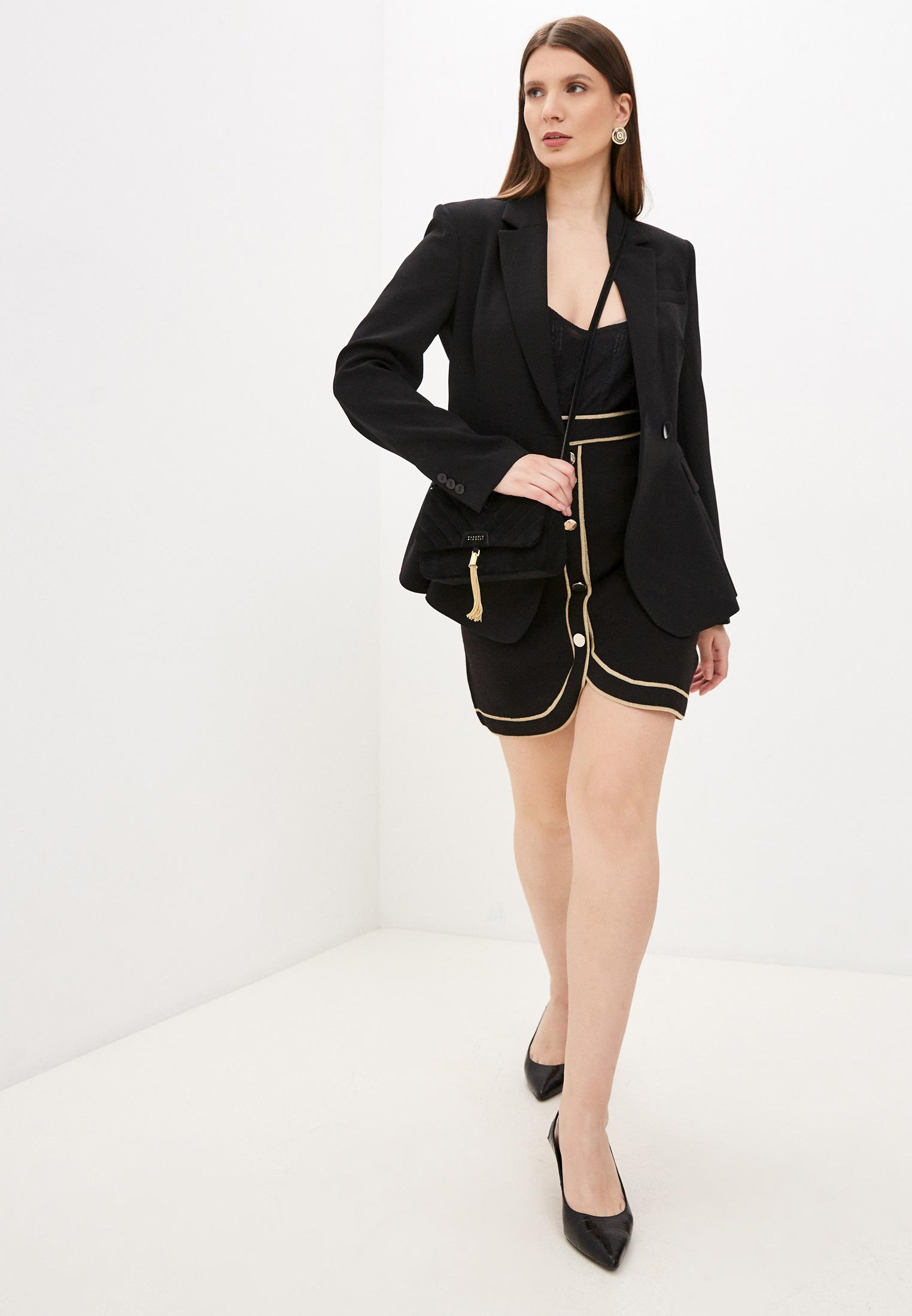 Узкая юбка Claudie Pierlot CFPJU00255: изображение 3