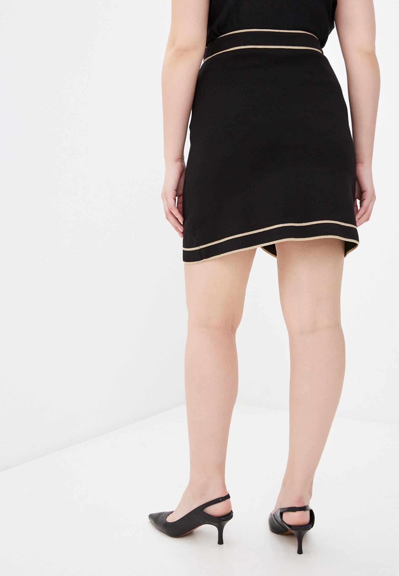Узкая юбка Claudie Pierlot CFPJU00255: изображение 4