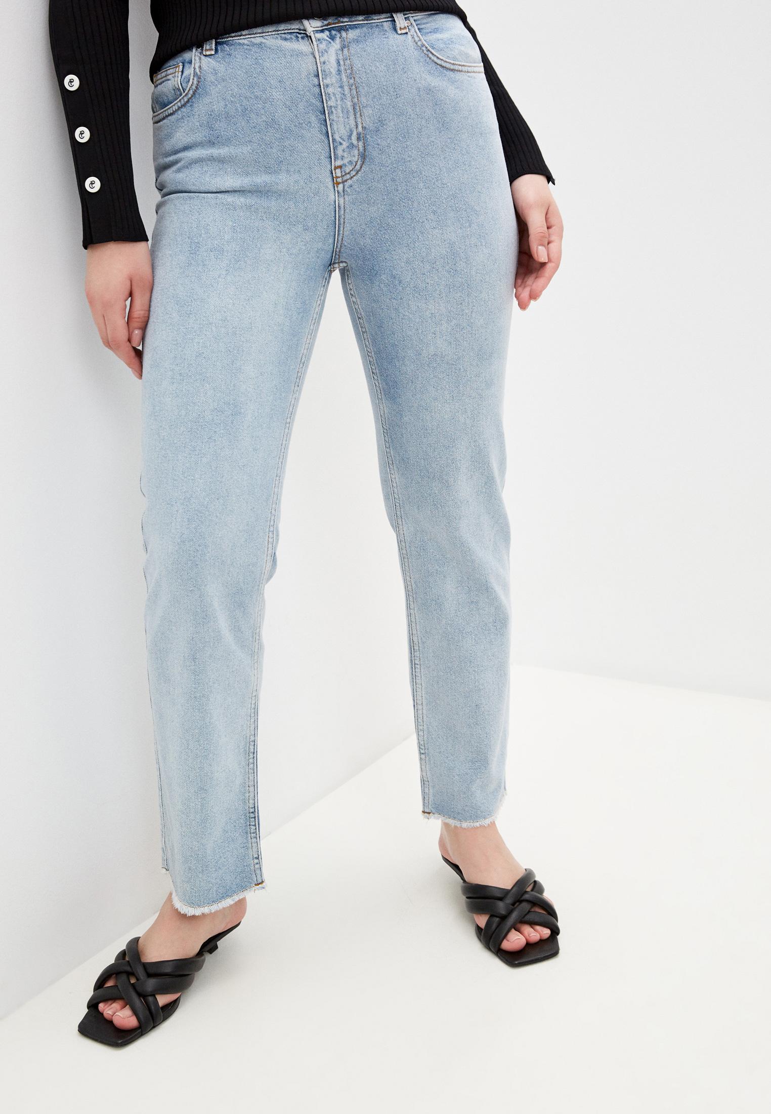 Прямые джинсы Claudie Pierlot CFPJE00126: изображение 1