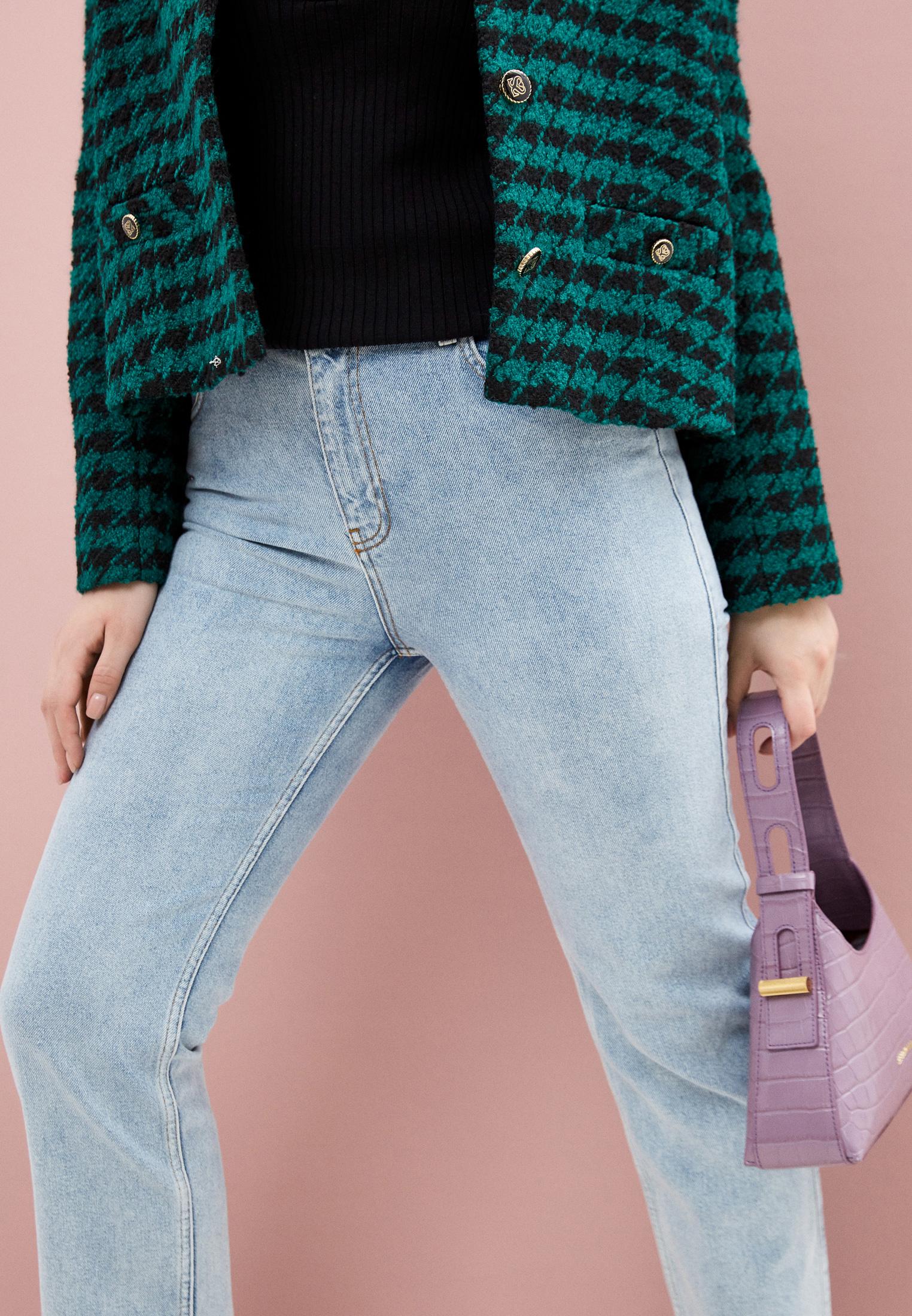 Прямые джинсы Claudie Pierlot CFPJE00126: изображение 2
