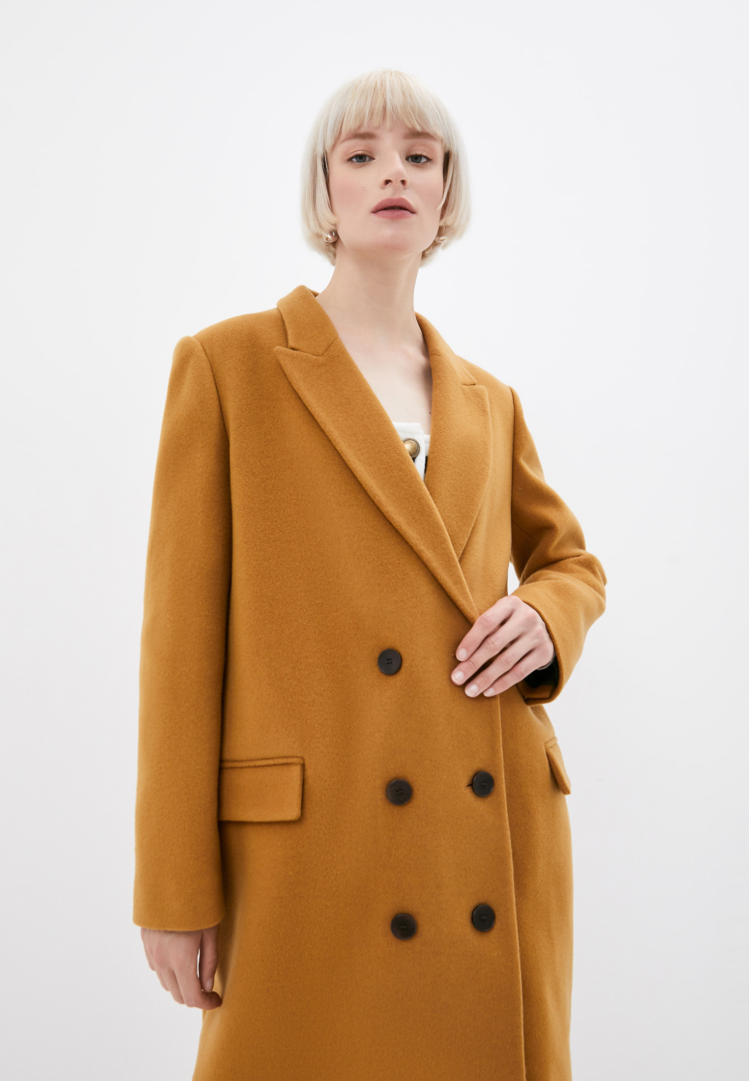 Женские пальто Claudie Pierlot CFPOU00250: изображение 5