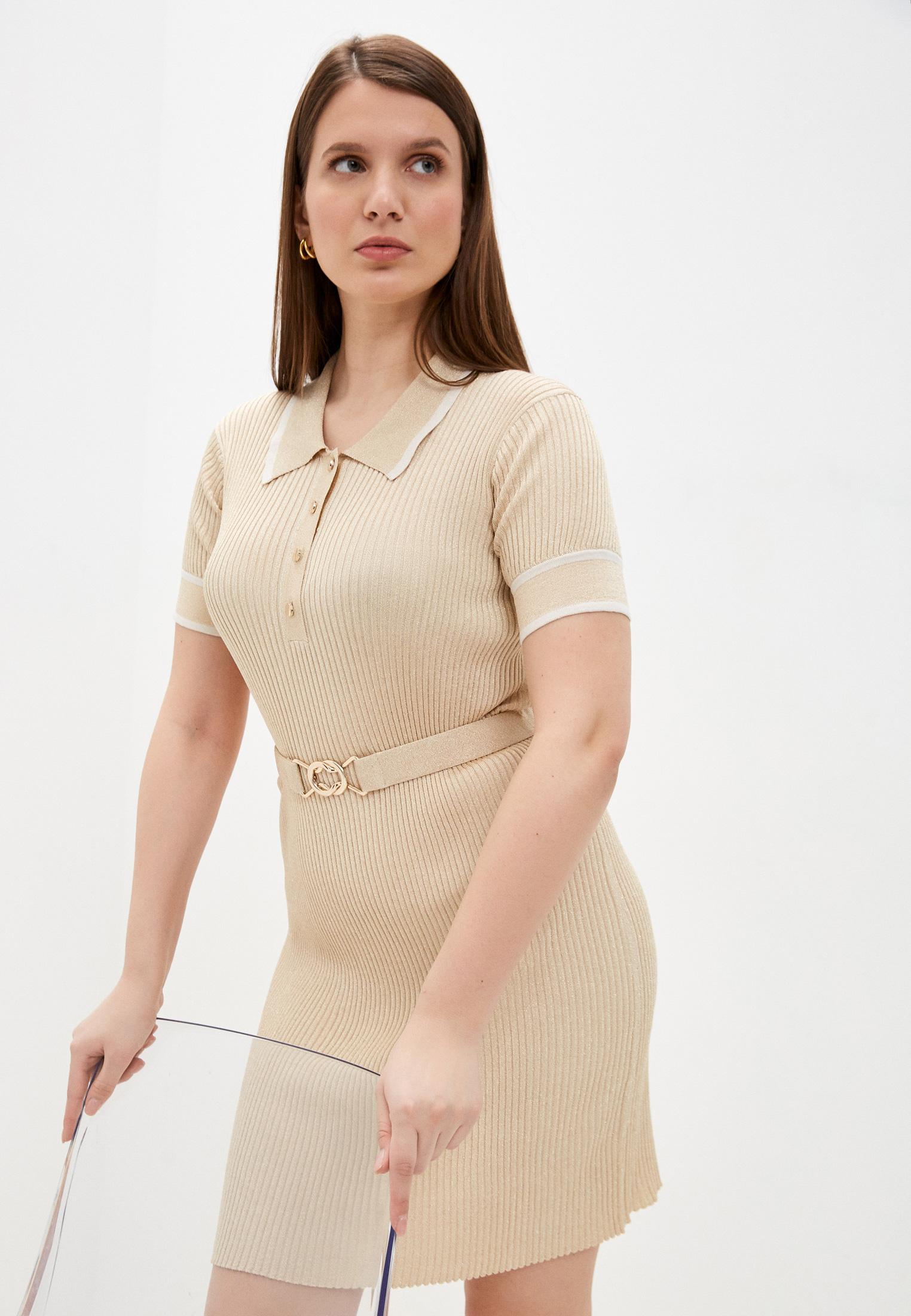 Вязаное платье Claudie Pierlot CFPRO00753