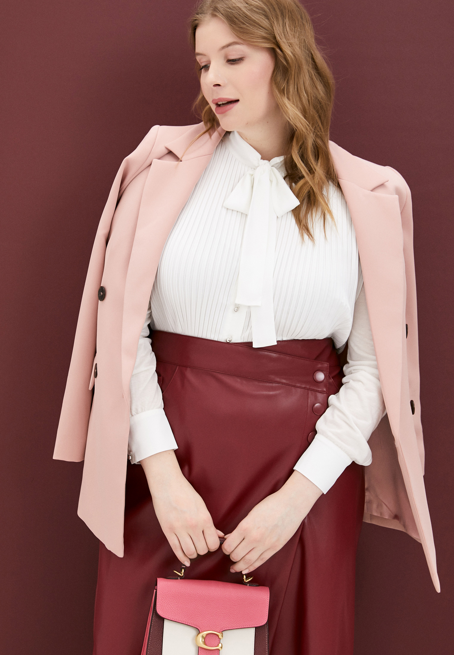 Блуза Claudie Pierlot CFPTS00404: изображение 2