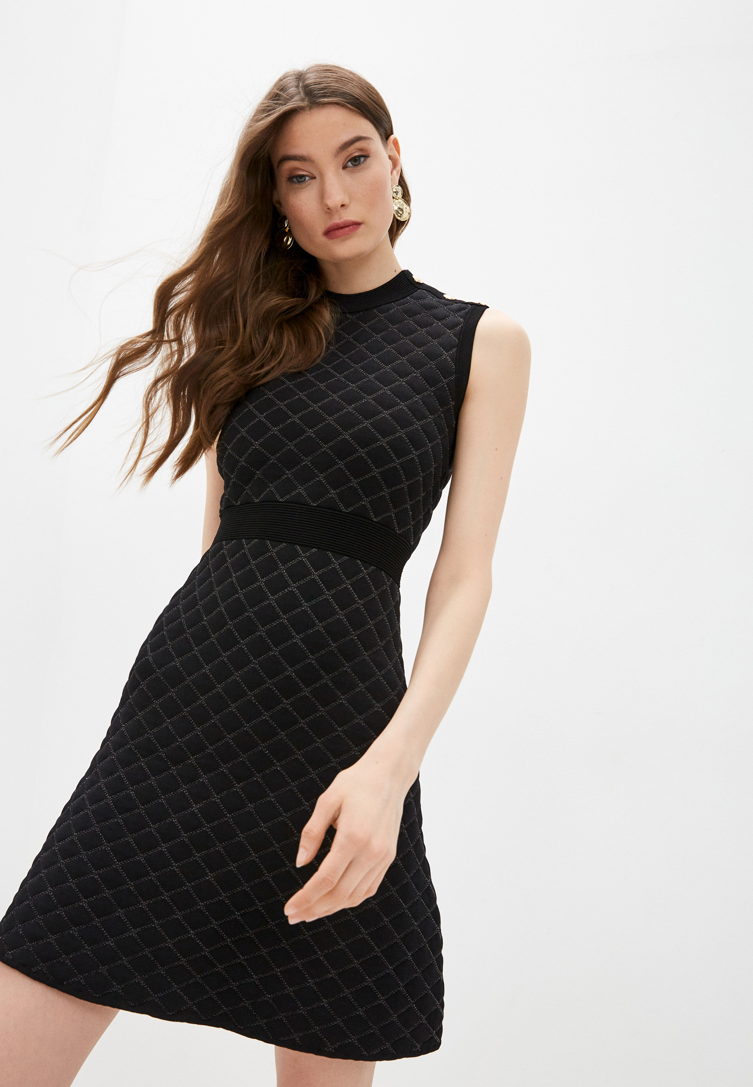 Повседневное платье Sandro SFPRO01363