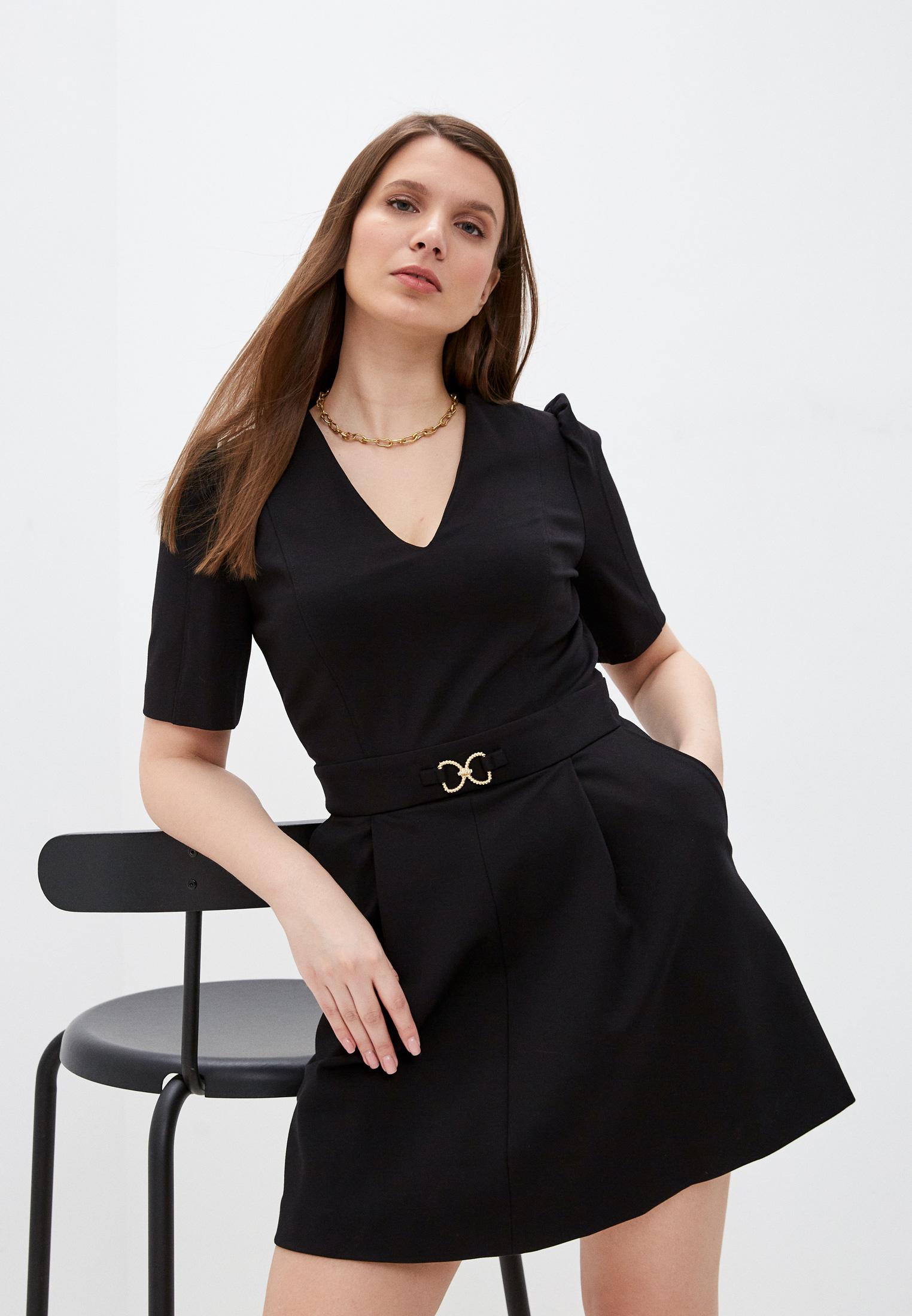 Повседневное платье Sandro SFPRO01502