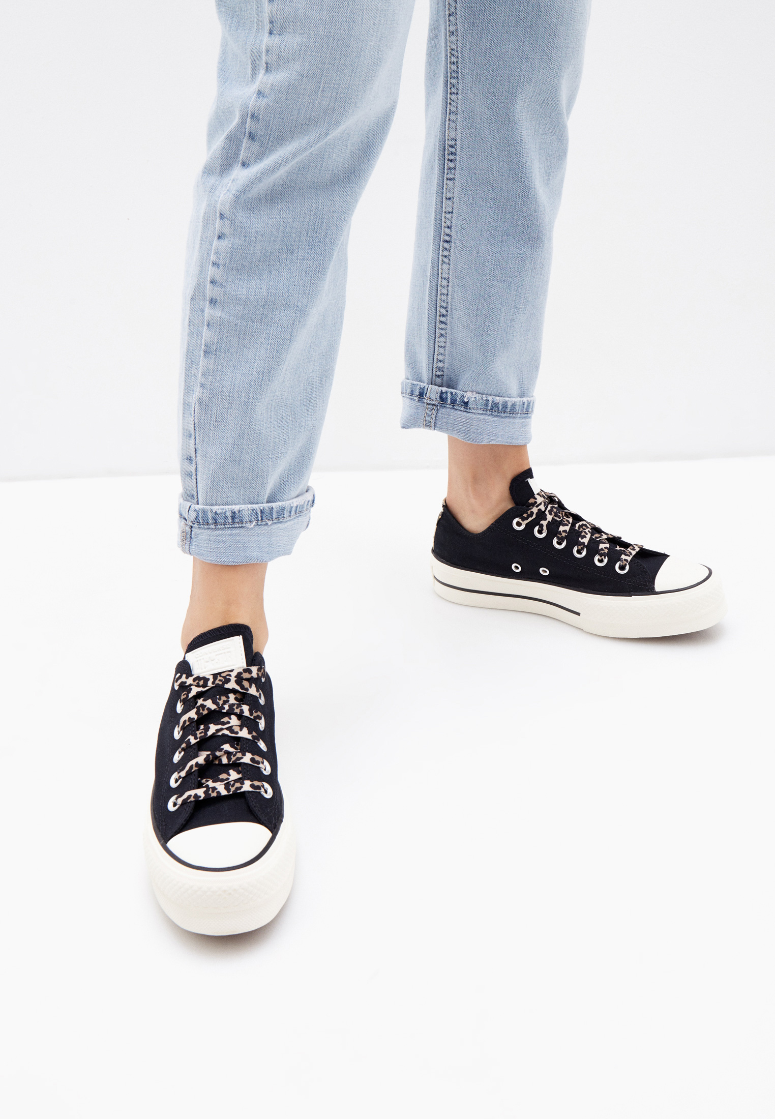 Женские кеды Converse (Конверс) Кеды Converse