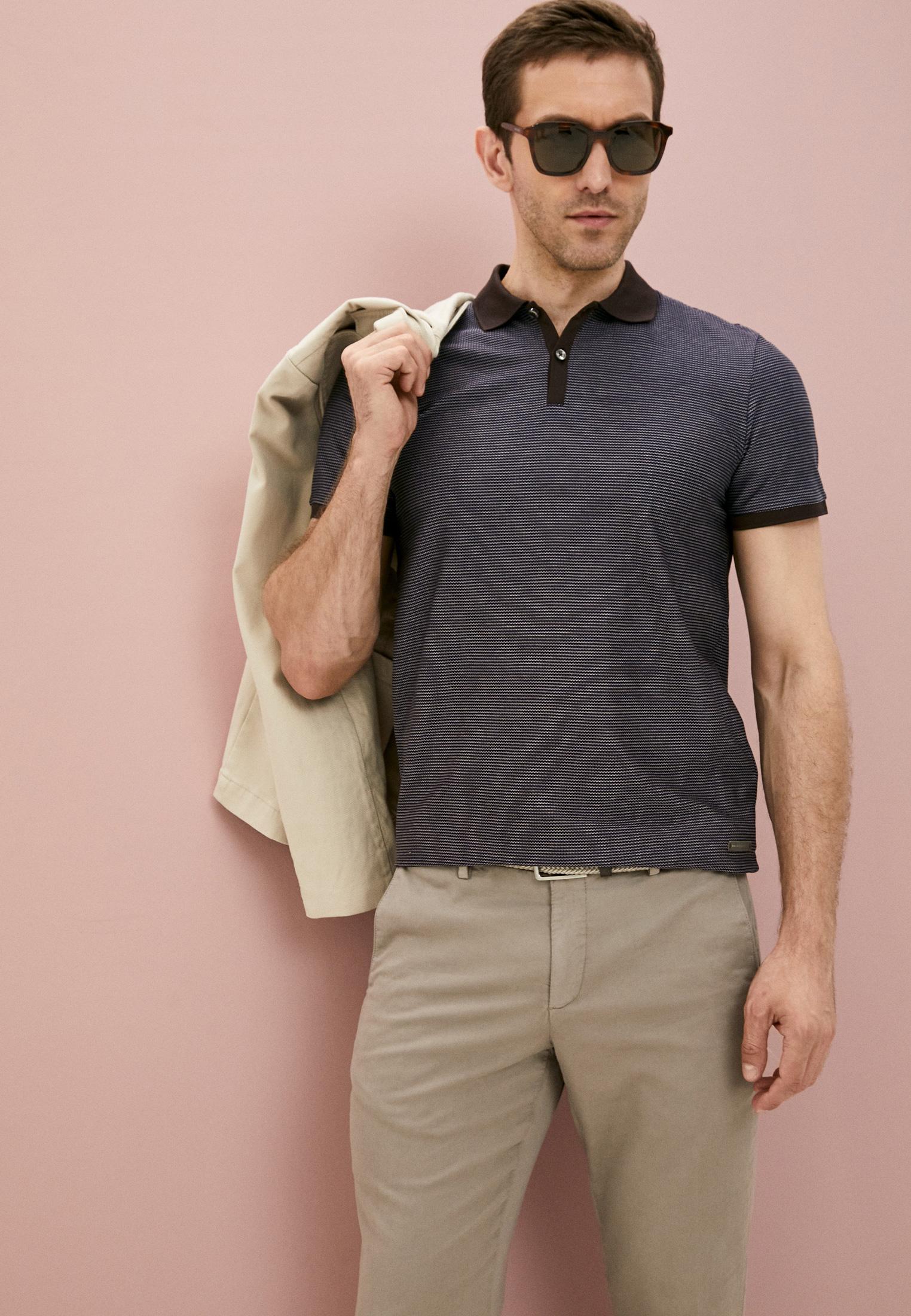 Мужские классические брюки BALDESSARINI (Балдессарини) 19006.6647: изображение 2