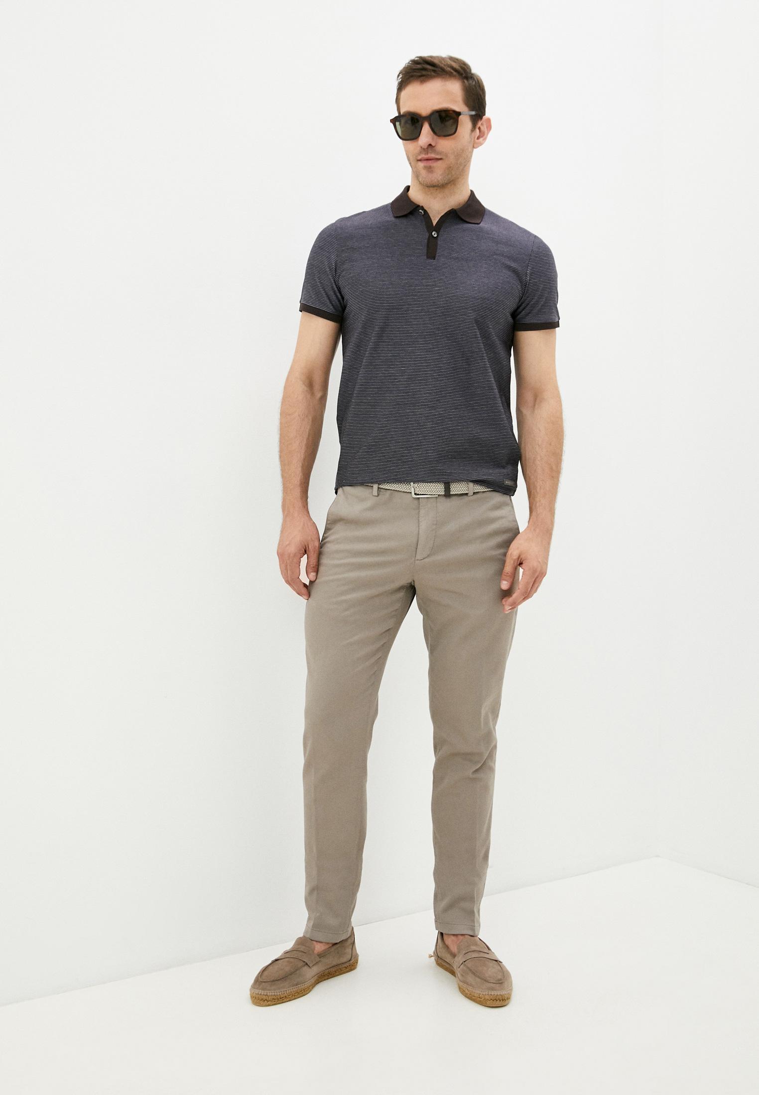 Мужские классические брюки BALDESSARINI (Балдессарини) 19006.6647: изображение 3