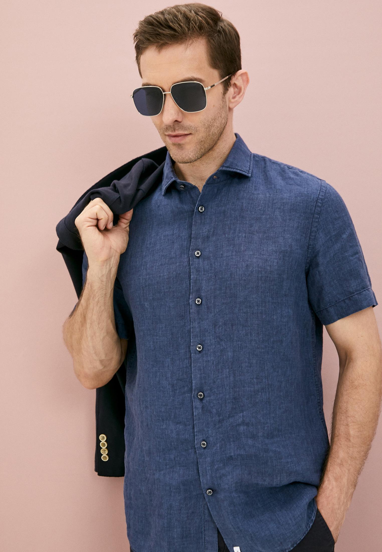 Рубашка с коротким рукавом BALDESSARINI (Балдессарини) 30000.303: изображение 2