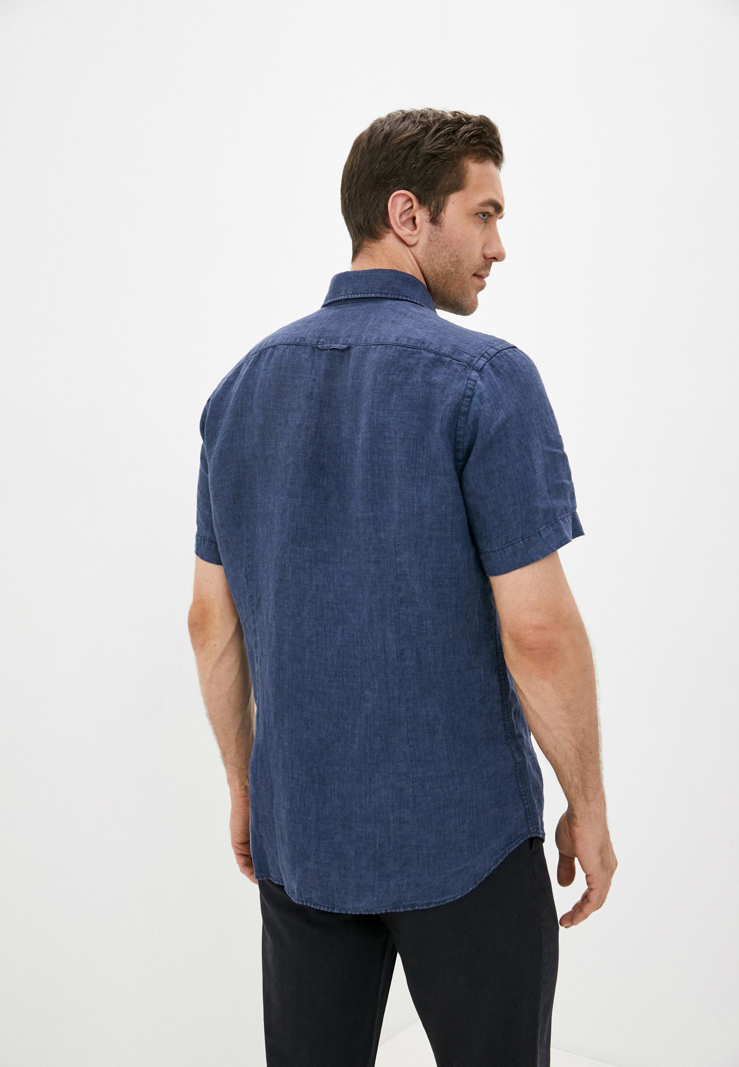 Рубашка с коротким рукавом BALDESSARINI (Балдессарини) 30000.303: изображение 4