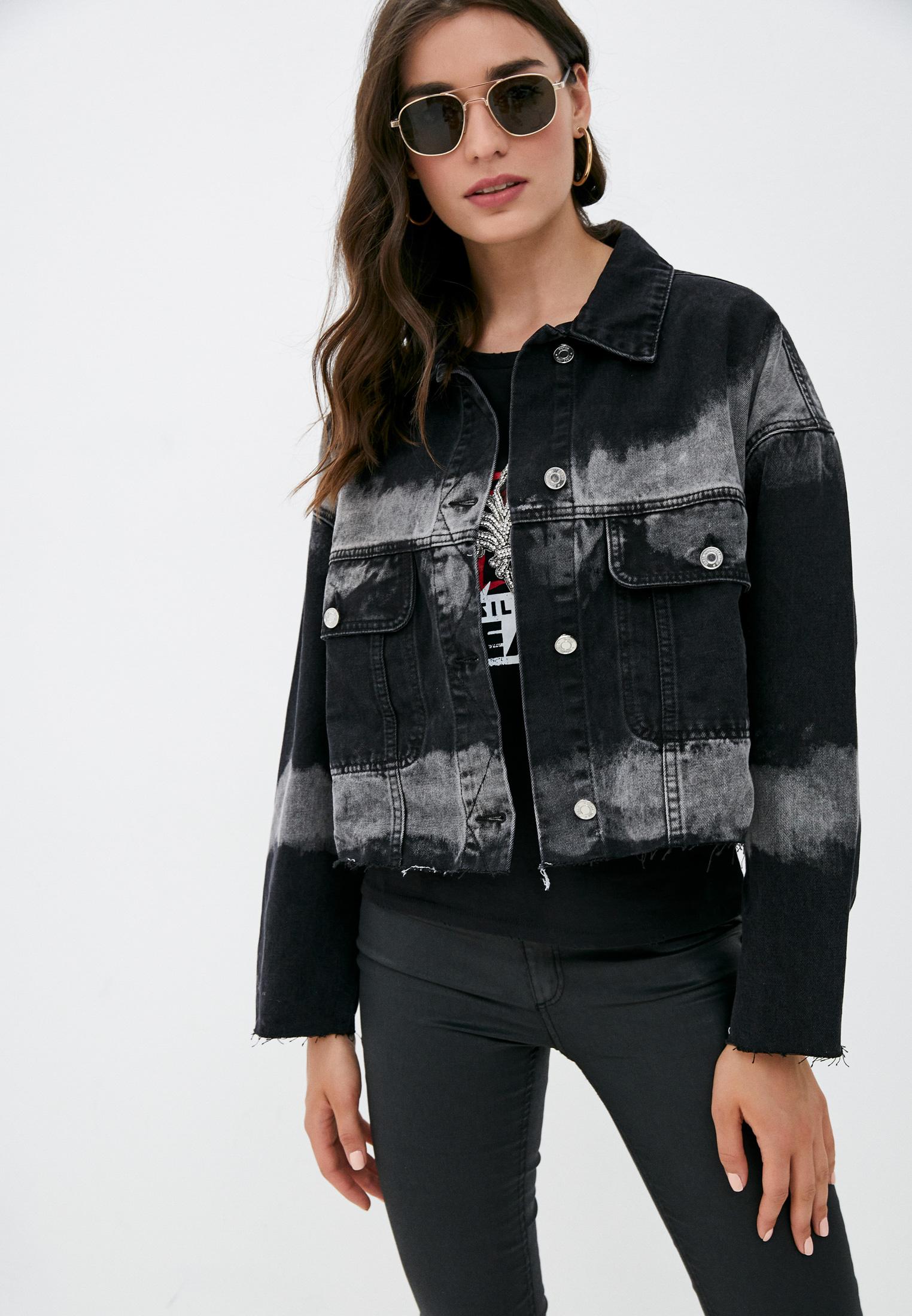 Джинсовая куртка MISSGUIDED COG1800504