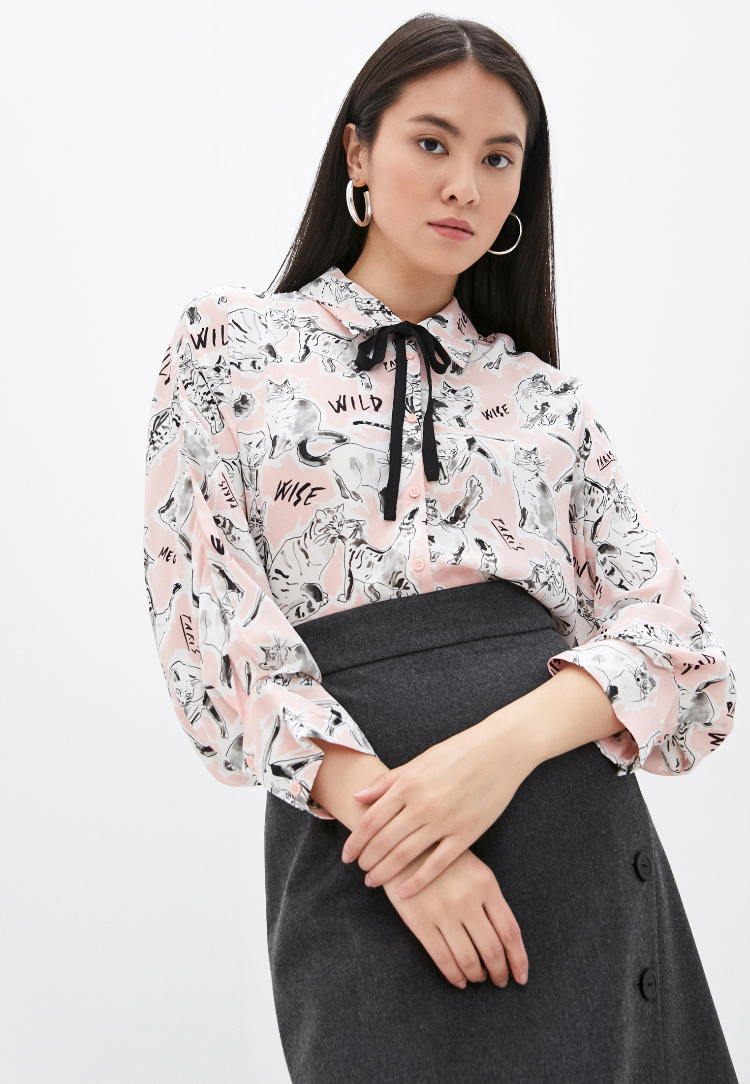 Блуза Claudie Pierlot CFPCM00107: изображение 1