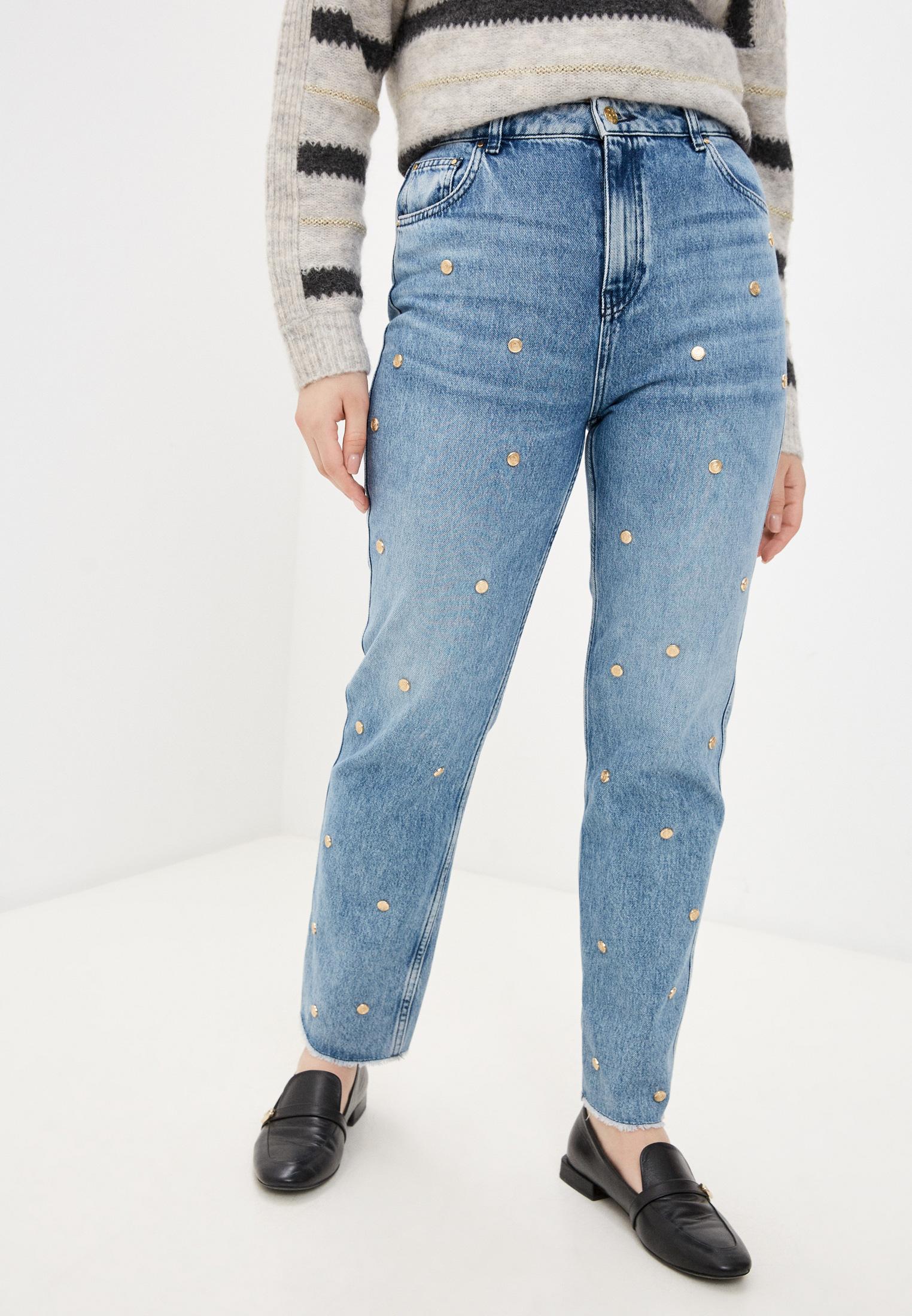 Прямые джинсы Claudie Pierlot CFPJE00127: изображение 1