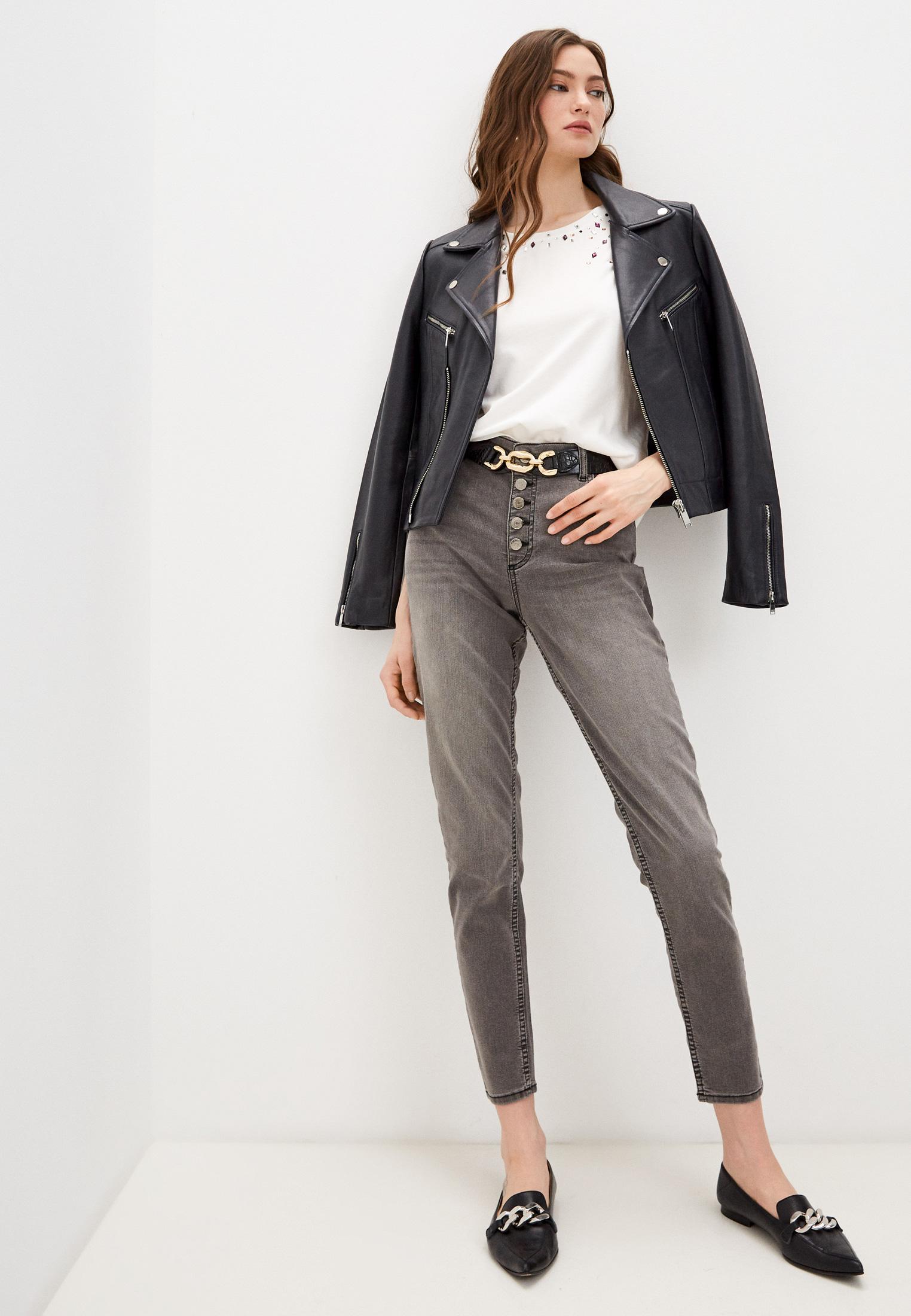 Зауженные джинсы Claudie Pierlot CFPJE00140: изображение 3