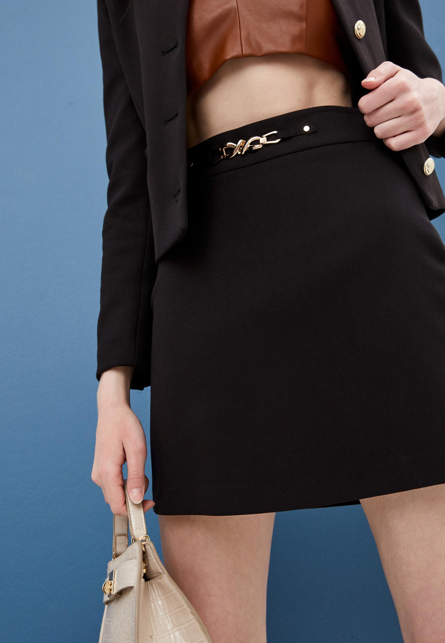 Широкая юбка Claudie Pierlot CFPJU00240: изображение 2