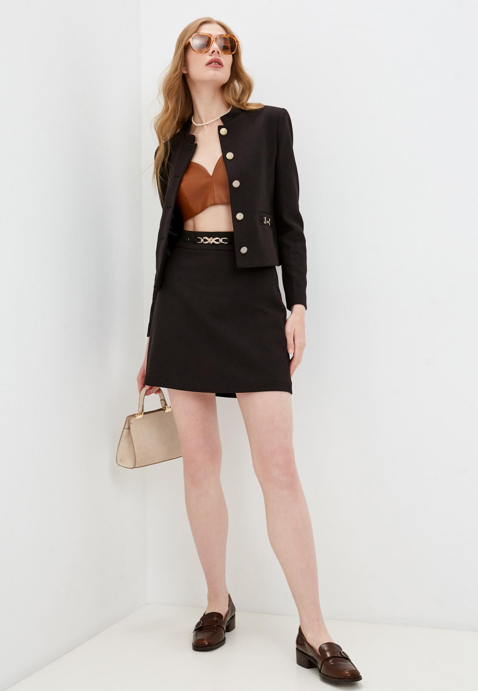 Широкая юбка Claudie Pierlot CFPJU00240: изображение 3