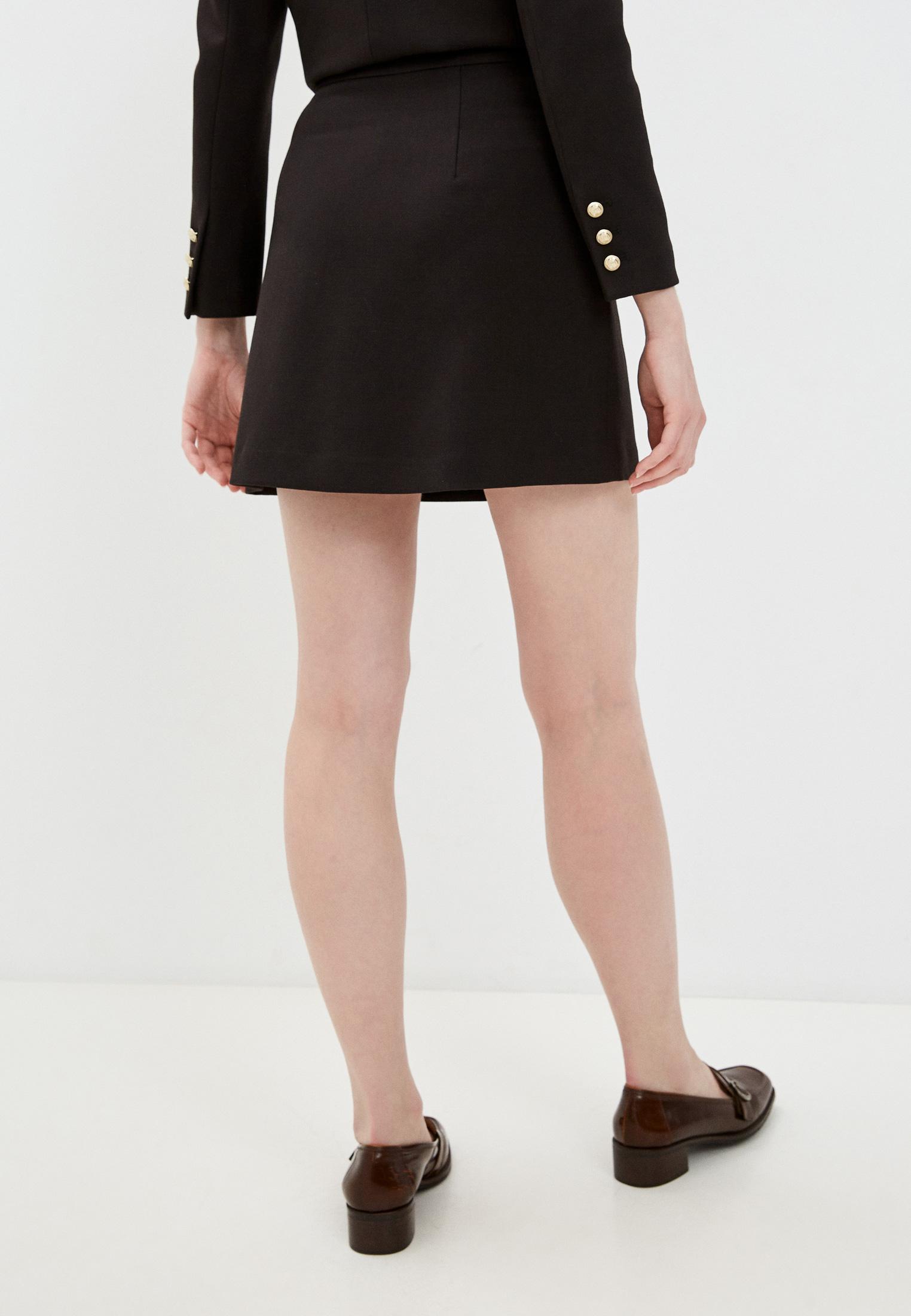 Широкая юбка Claudie Pierlot CFPJU00240: изображение 4