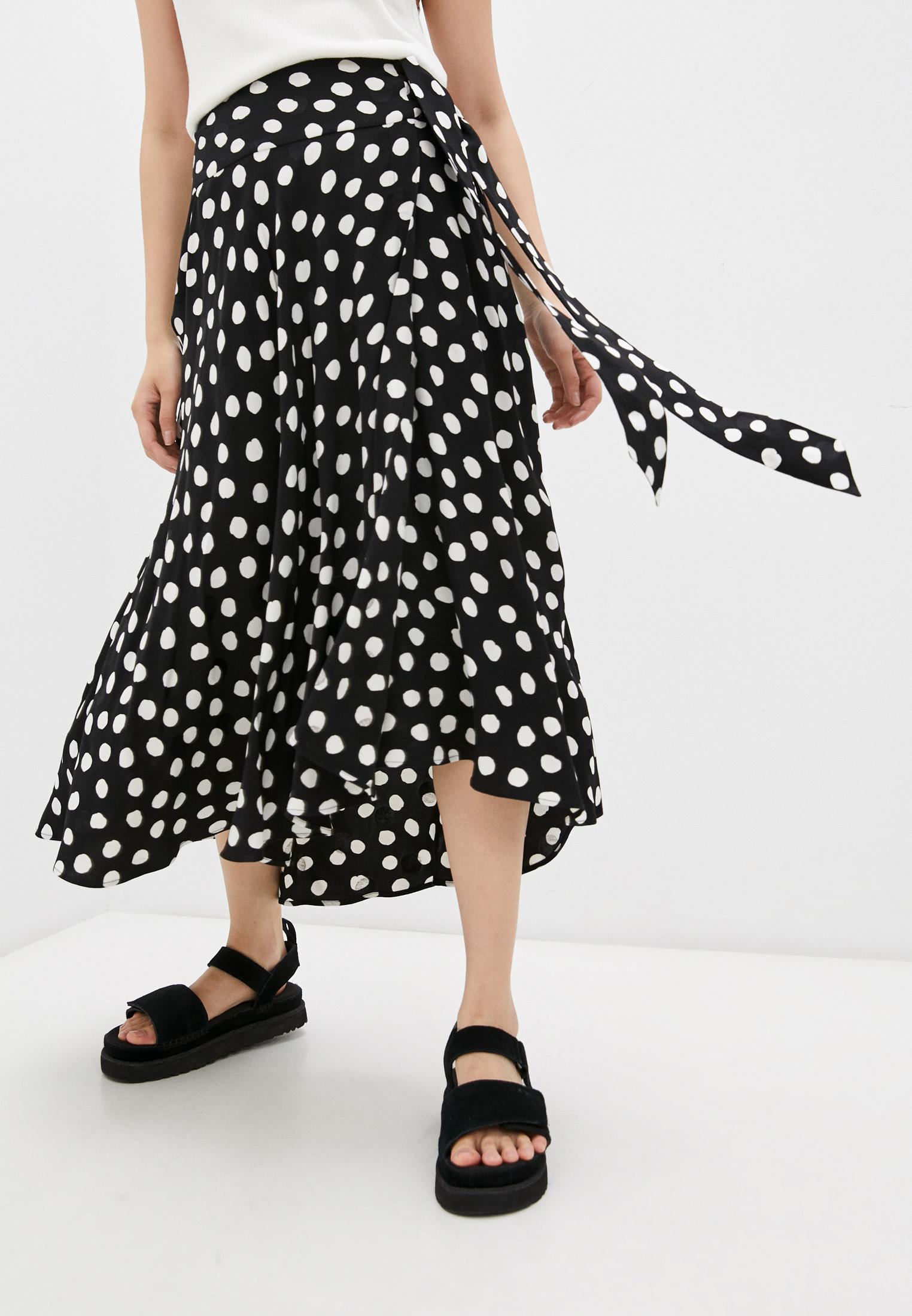 Широкая юбка Claudie Pierlot CFPJU00249: изображение 1