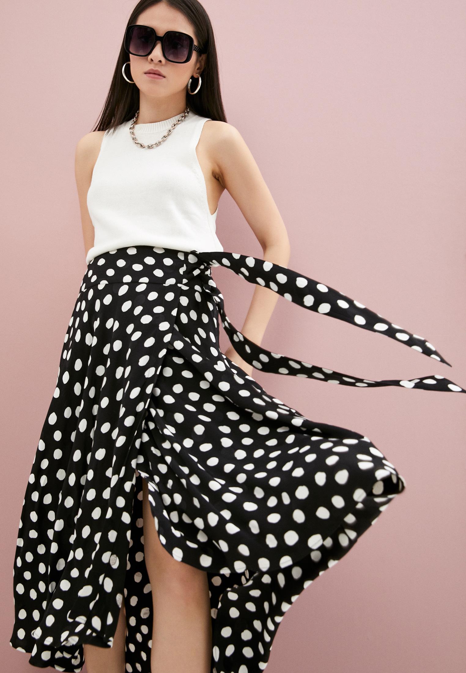 Широкая юбка Claudie Pierlot CFPJU00249: изображение 2