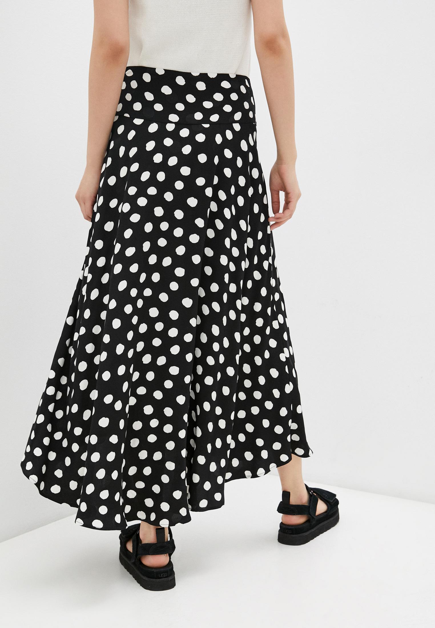 Широкая юбка Claudie Pierlot CFPJU00249: изображение 4