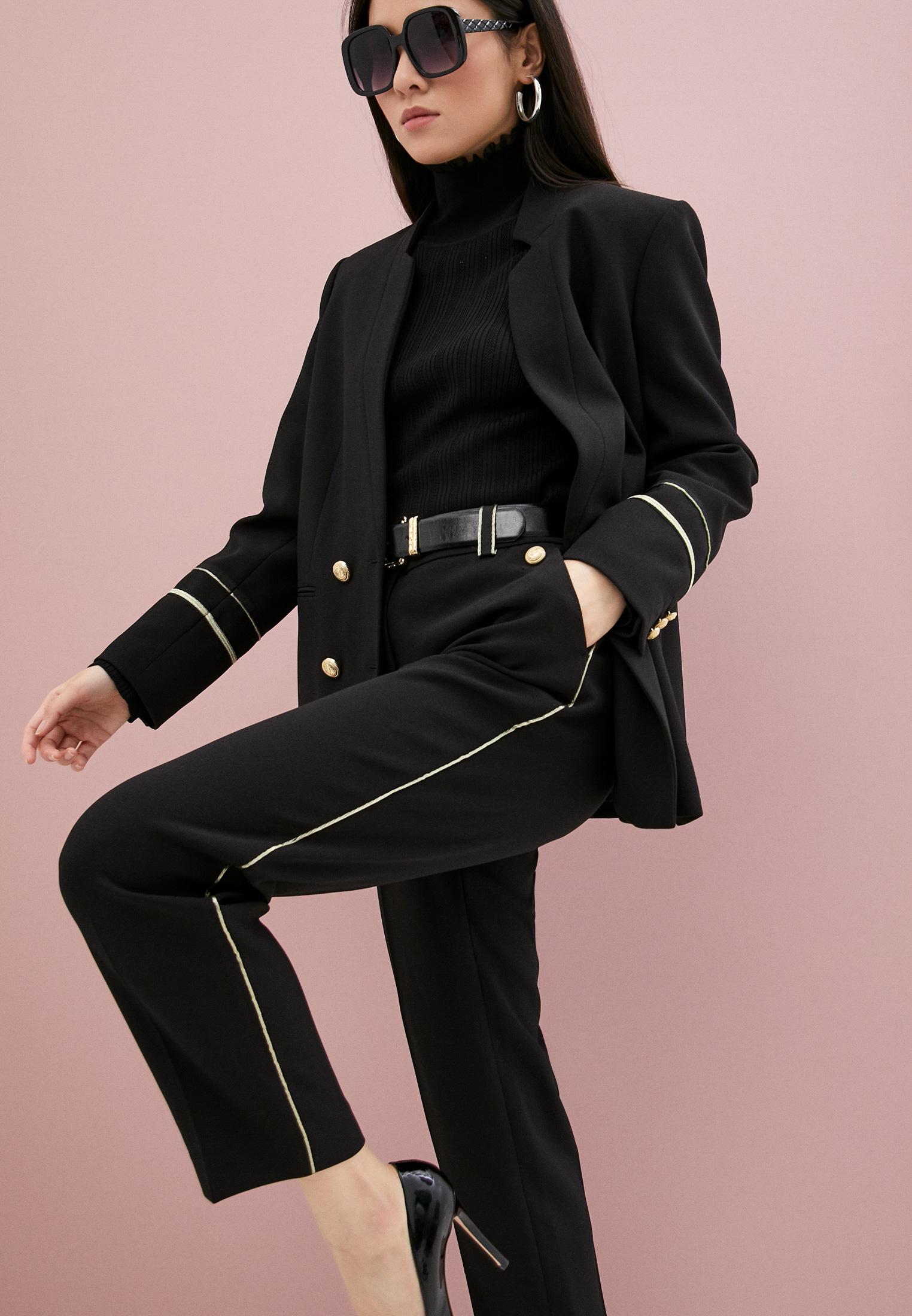 Женские классические брюки Claudie Pierlot CFPPA00180: изображение 2