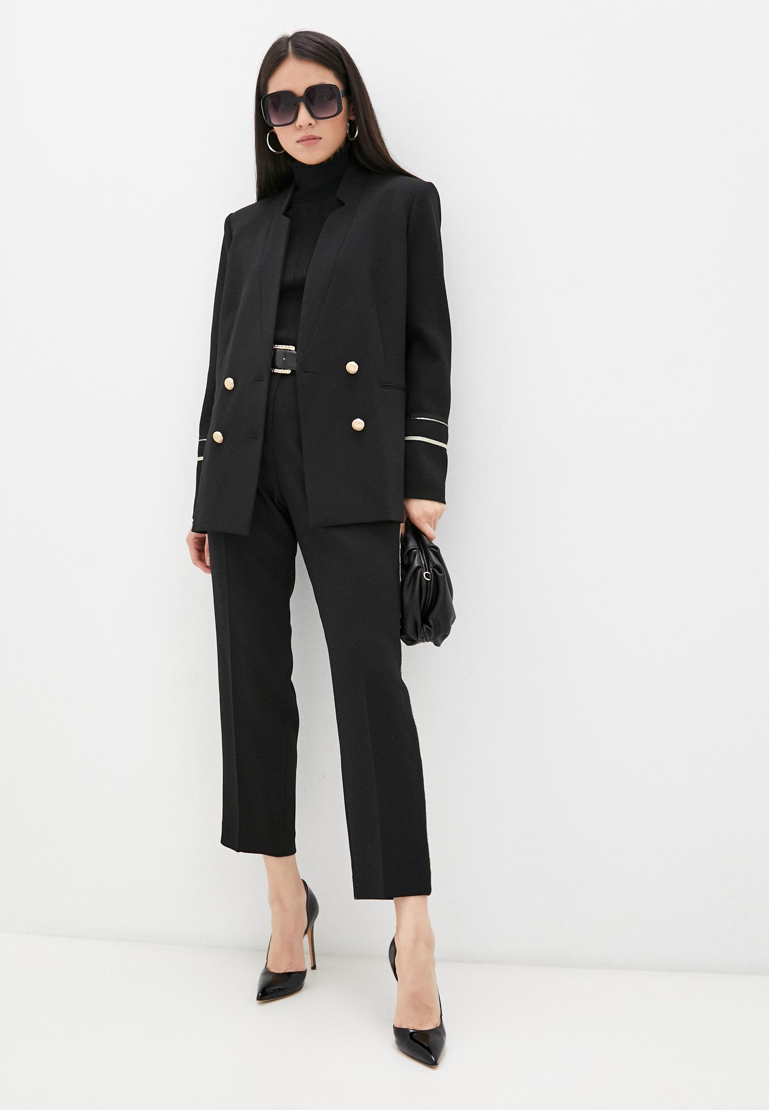 Женские классические брюки Claudie Pierlot CFPPA00180: изображение 3
