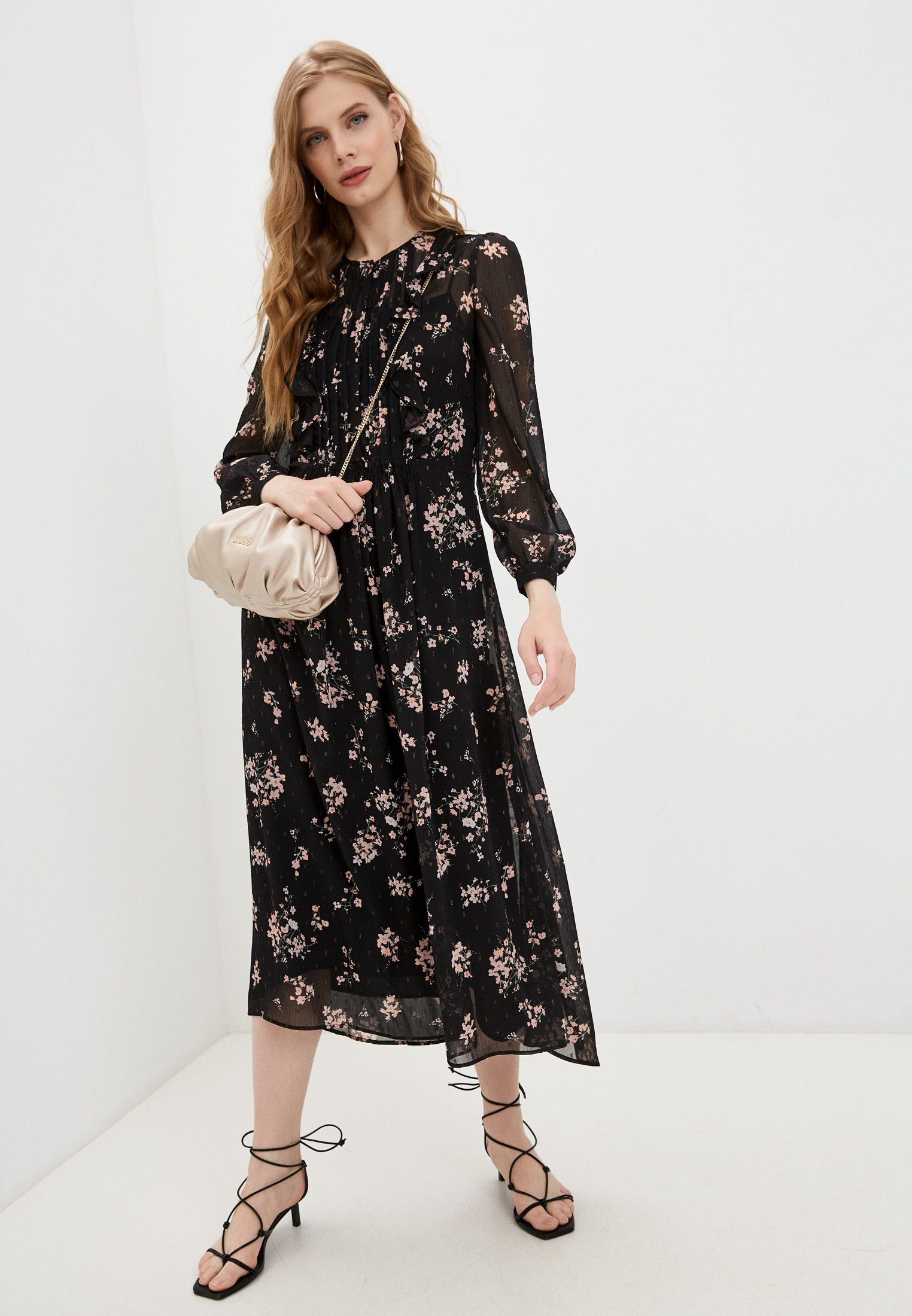 Повседневное платье Claudie Pierlot CFPRO00786: изображение 1