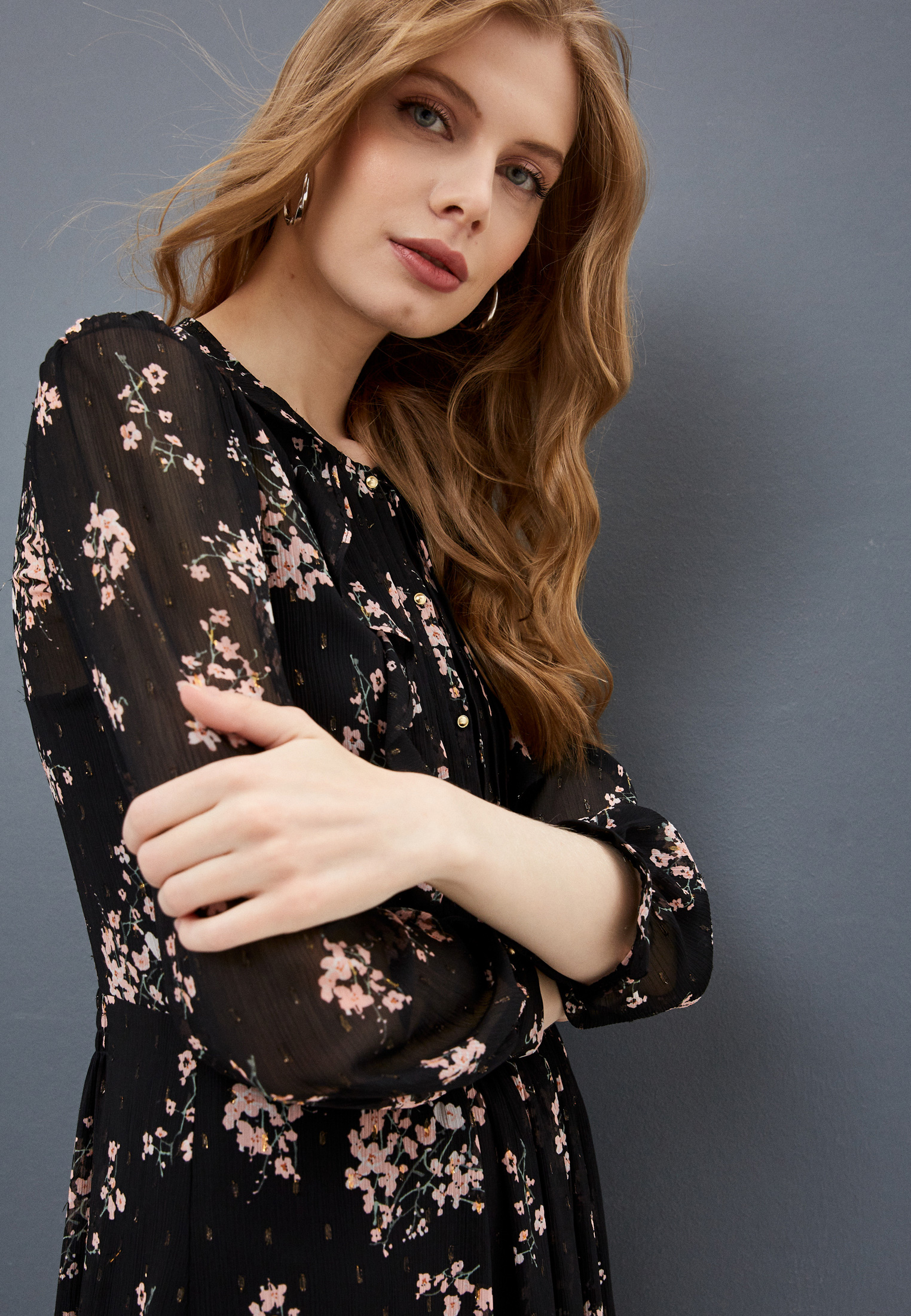 Повседневное платье Claudie Pierlot CFPRO00786: изображение 2