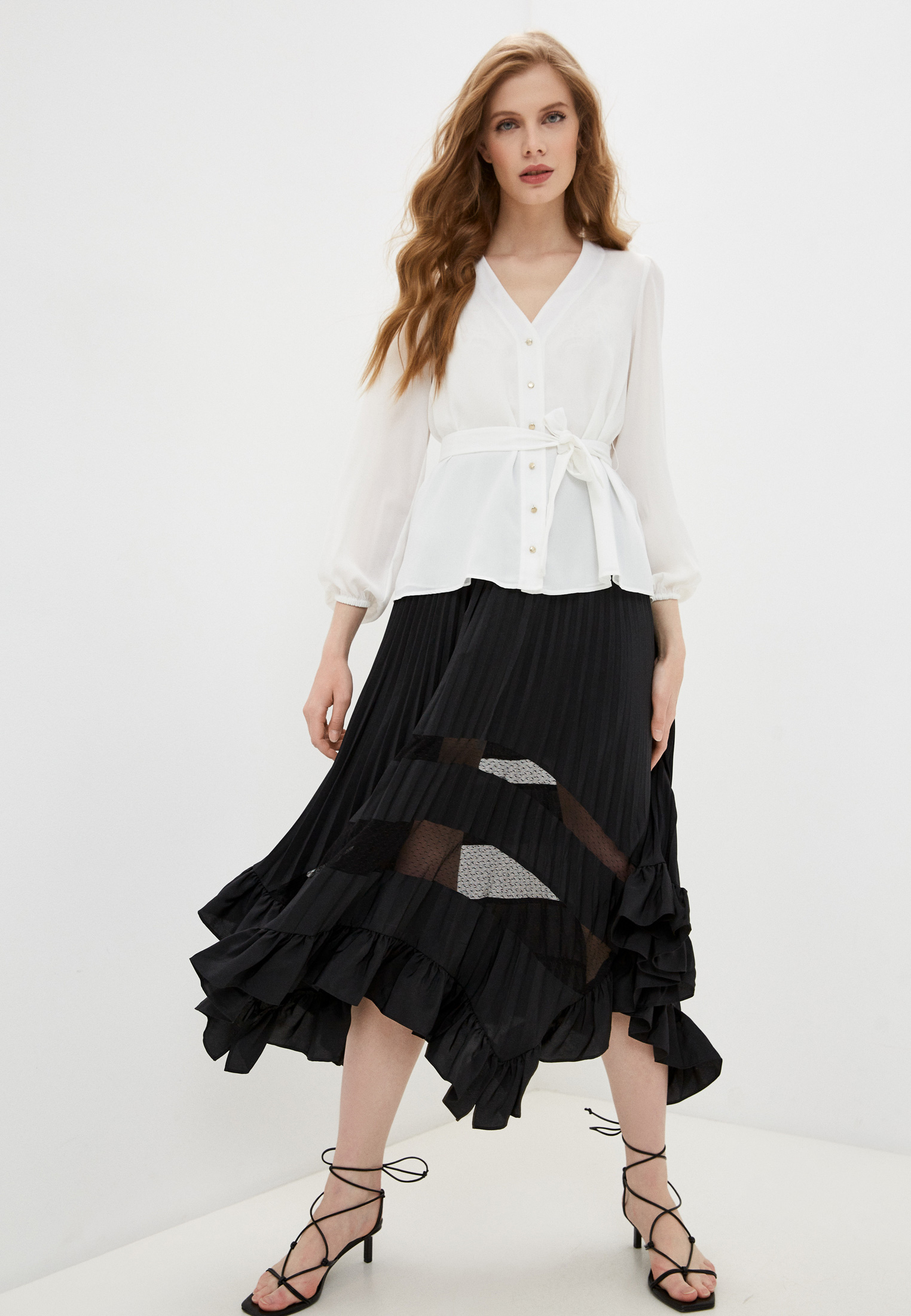 Блуза Claudie Pierlot CFPTO00433: изображение 3