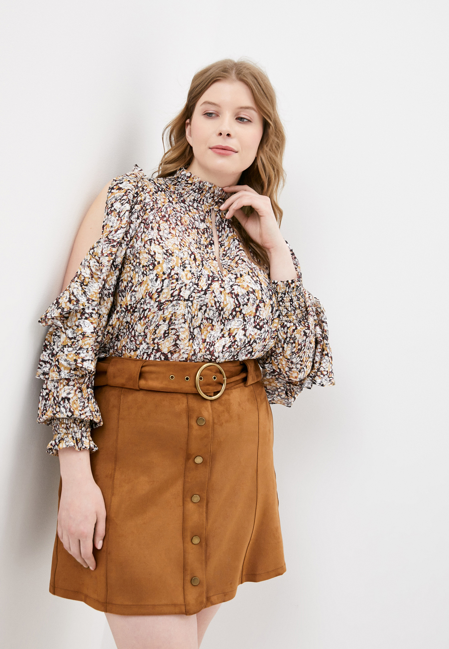 Блуза Maje MFPTO00439