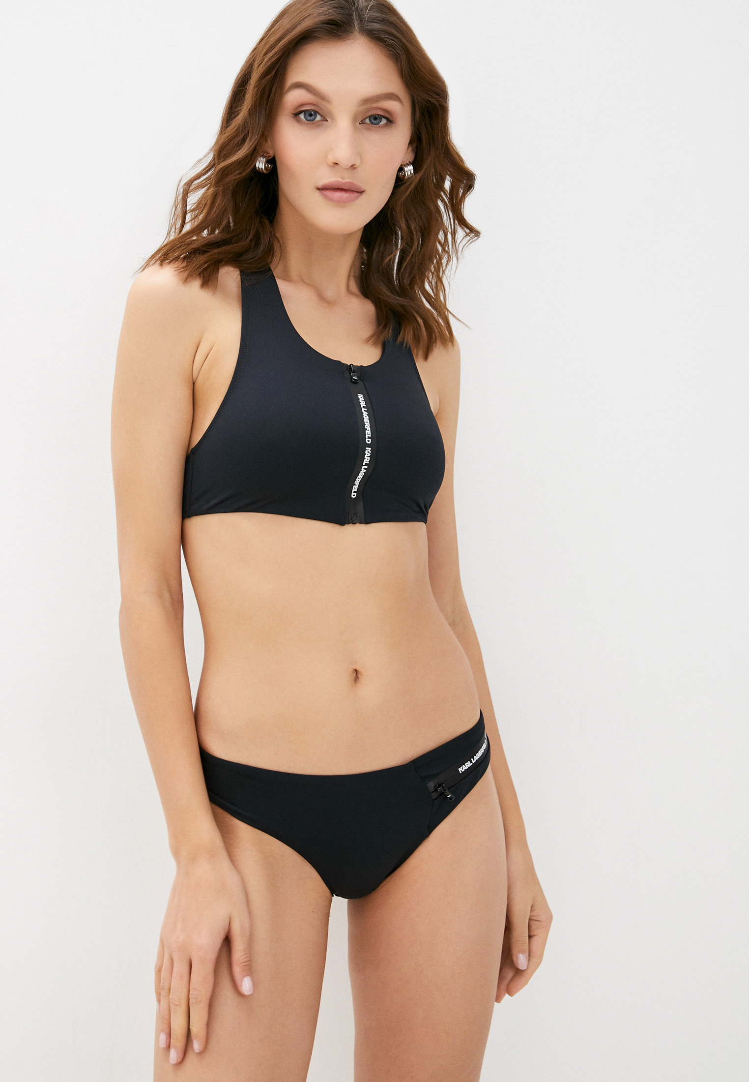 Женские плавки Karl Lagerfeld Beachwear KL21WBT23