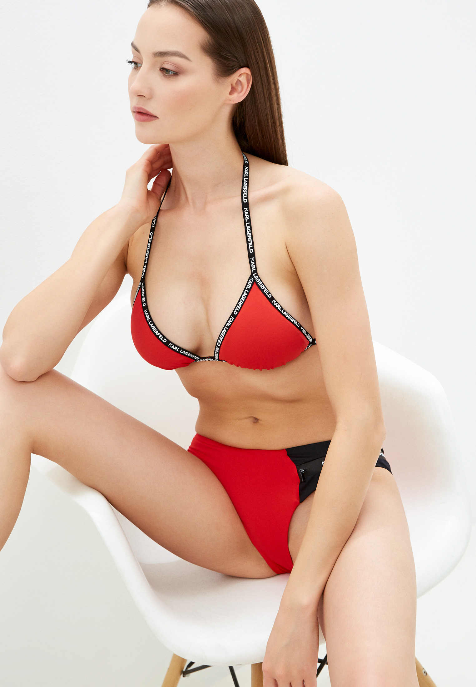 Женские плавки Karl Lagerfeld Beachwear Плавки Karl Lagerfeld Beachwear