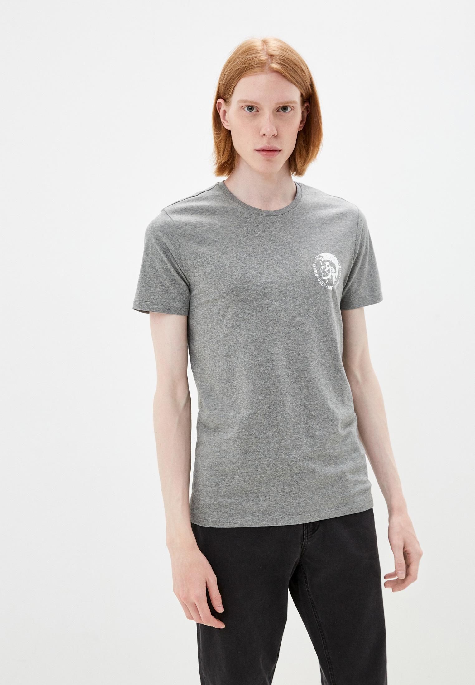 Домашняя футболка Diesel (Дизель) 00SJ5L0TANL: изображение 5