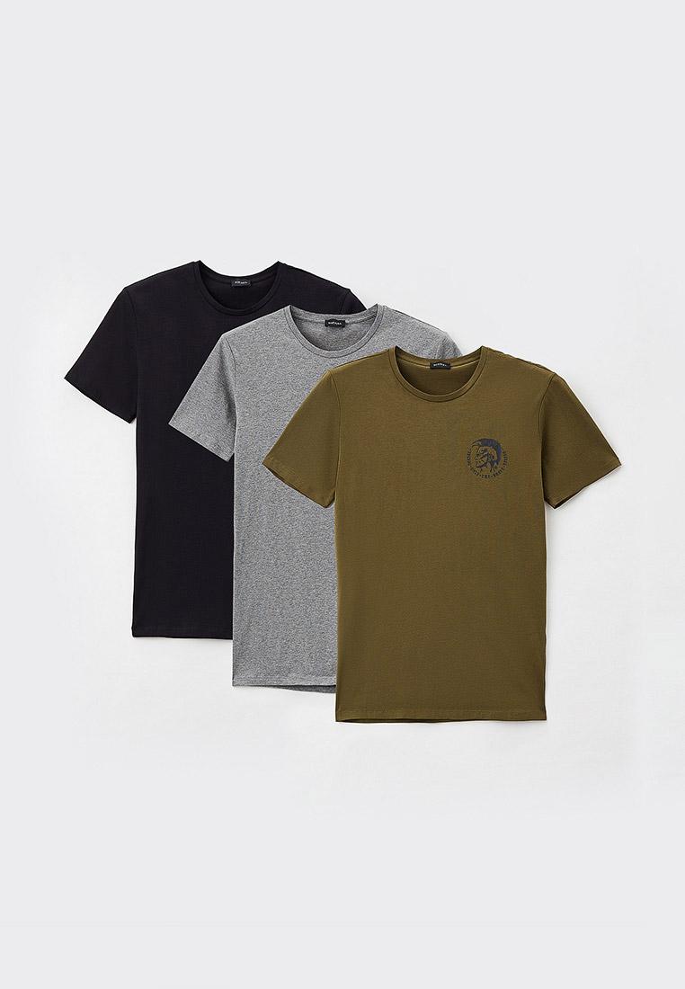 Домашняя футболка Diesel (Дизель) 00SJ5L0TANL: изображение 6