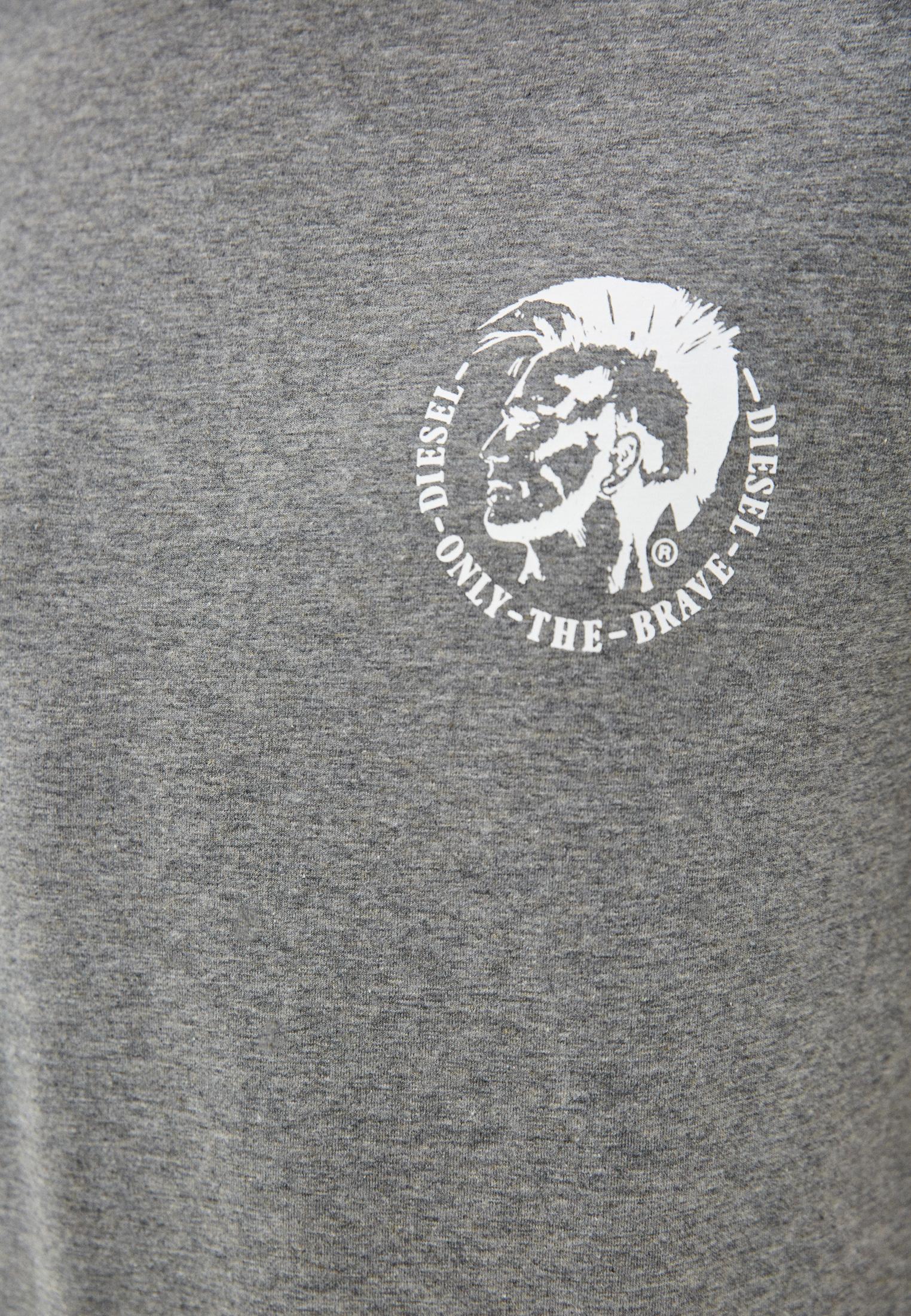 Домашняя футболка Diesel (Дизель) 00SJ5L0TANL: изображение 11