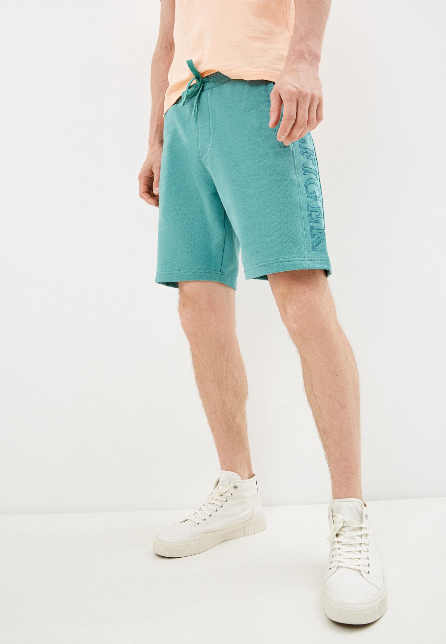 Мужские повседневные шорты Tommy Hilfiger (Томми Хилфигер) MW0MW17414