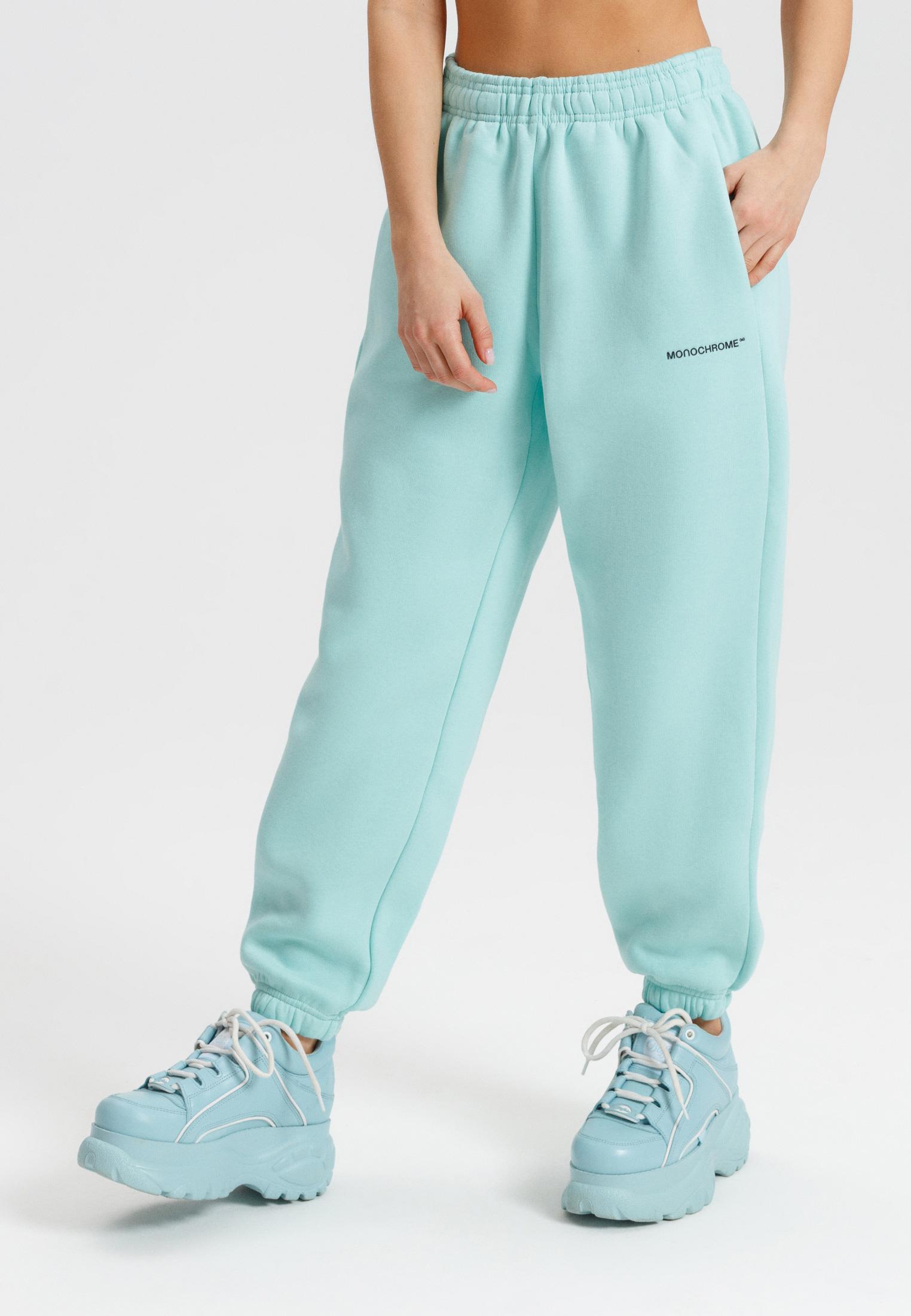Женские спортивные брюки Monochrome M019-FLC-PNTS-MNT