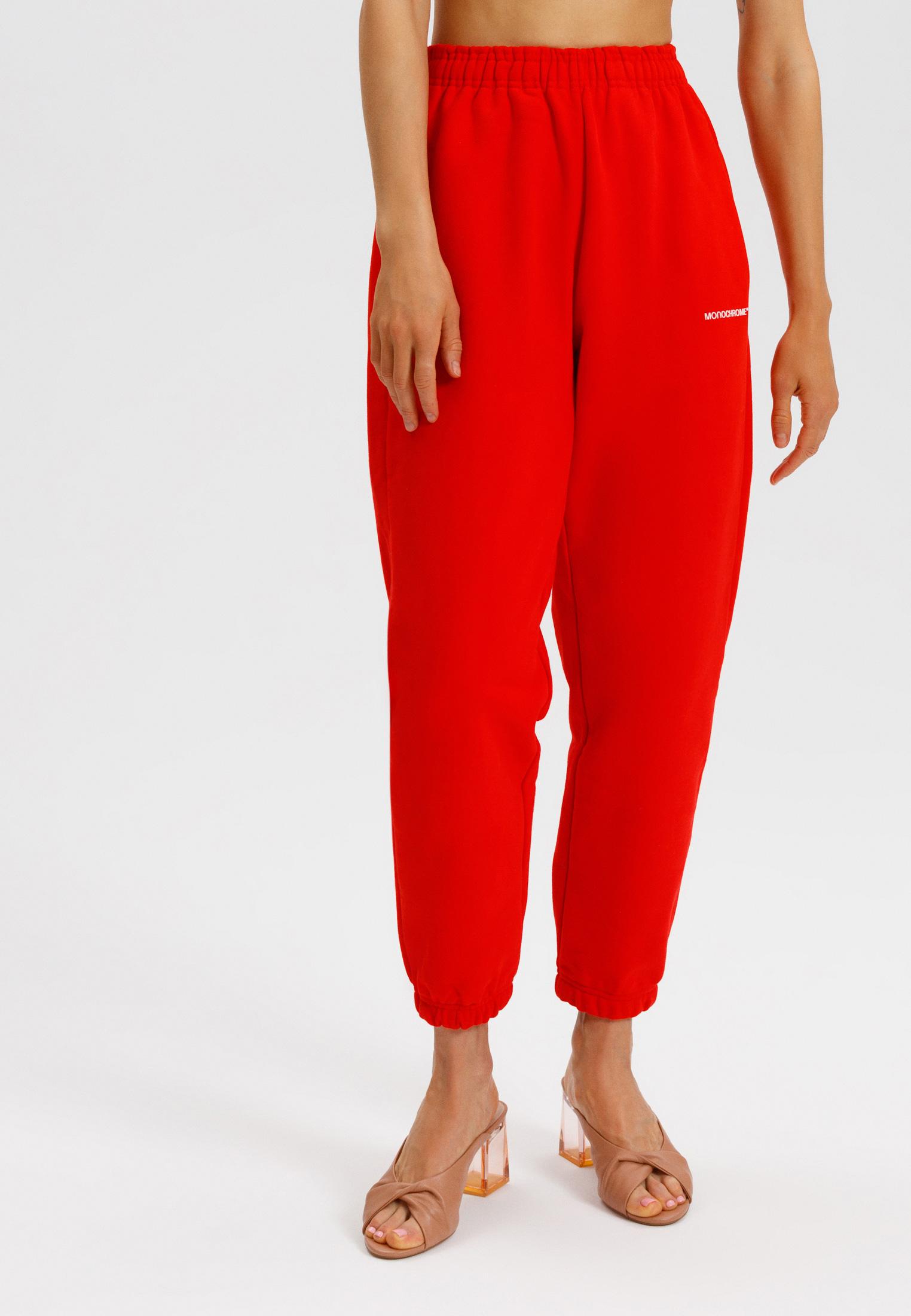 Женские спортивные брюки Monochrome M019-LUX-PNTS-LFE