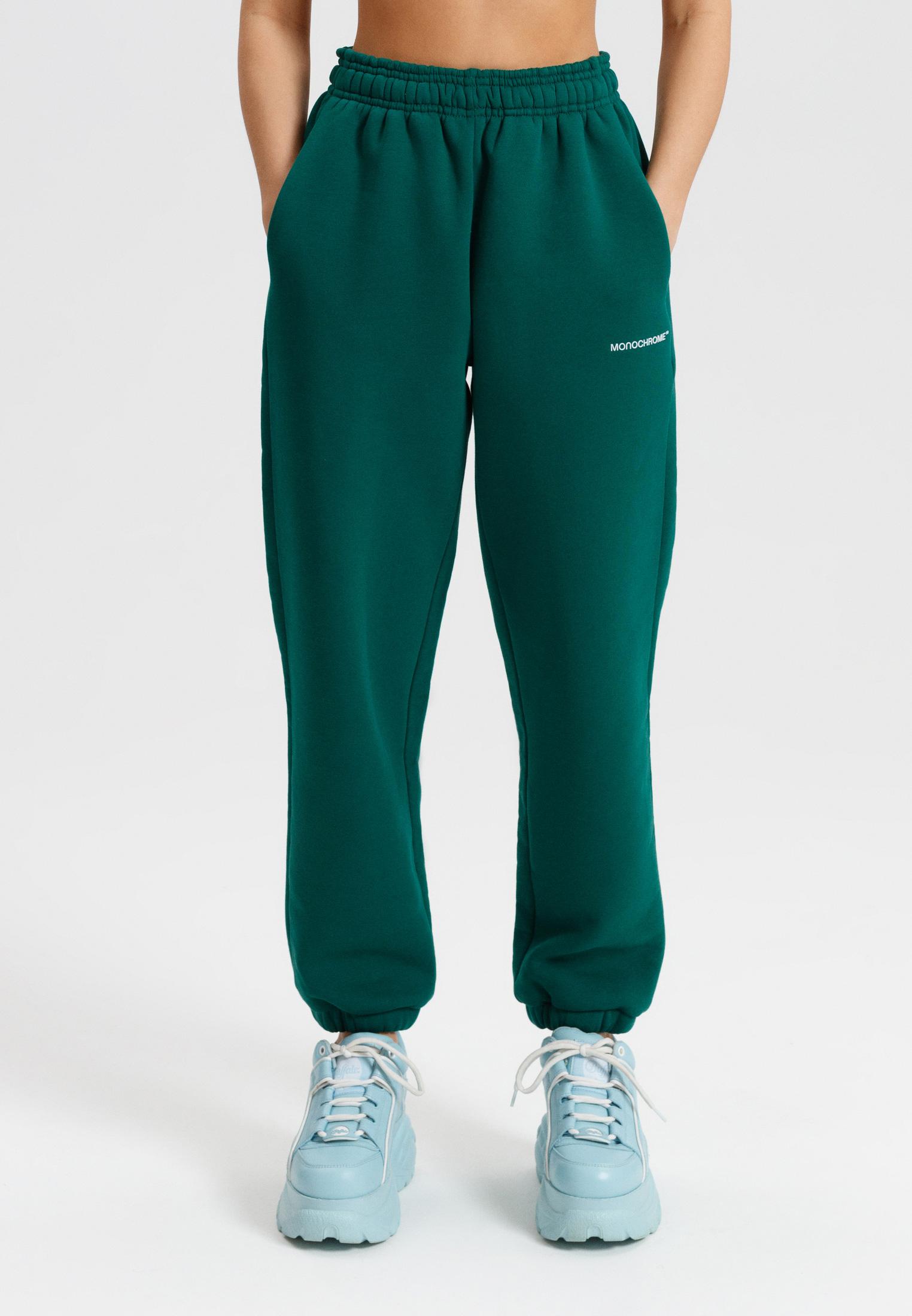 Женские спортивные брюки Monochrome M019-FLC-PNTS-TRE