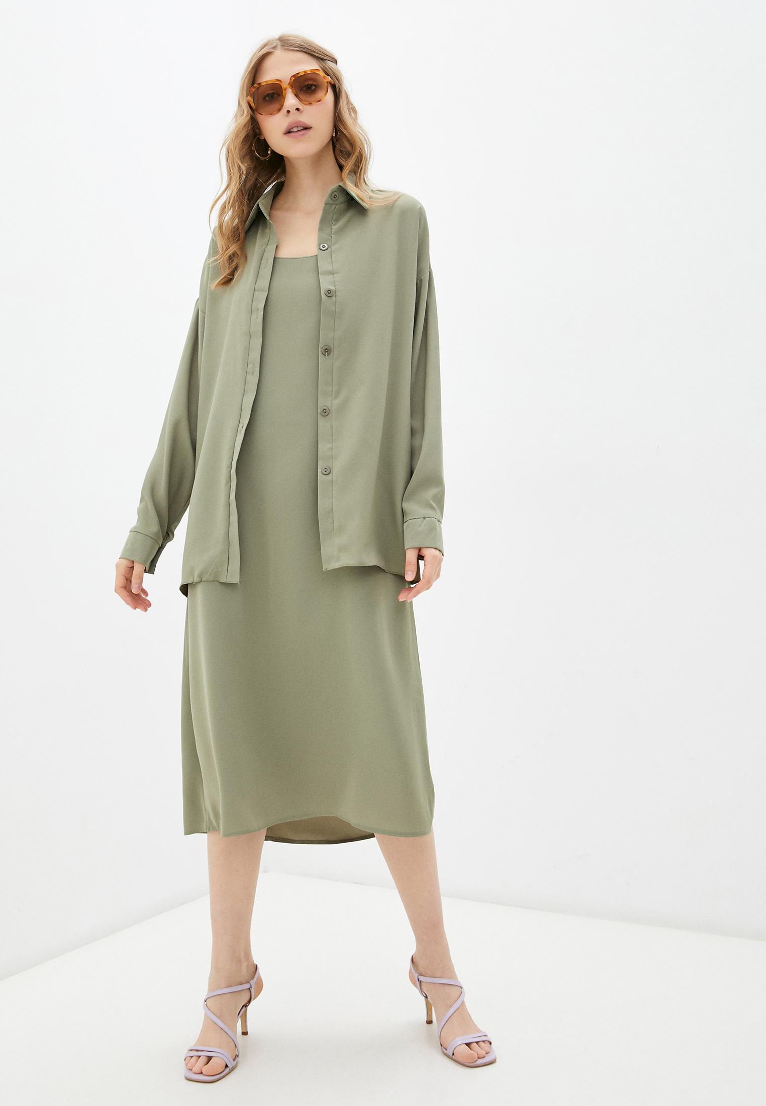 Костюм с юбкой Rene Santi Платье и блуза Rene Santi
