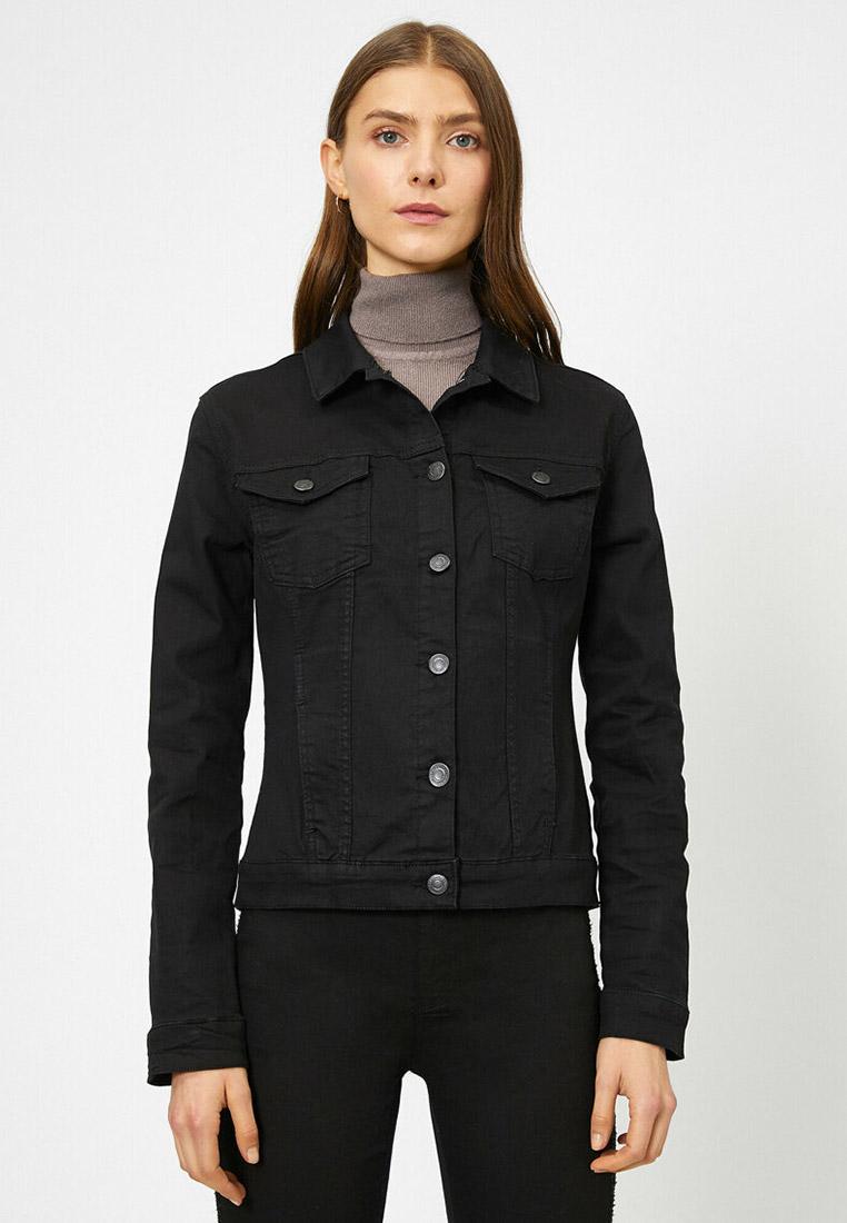 Джинсовая куртка Koton Куртка джинсовая Koton