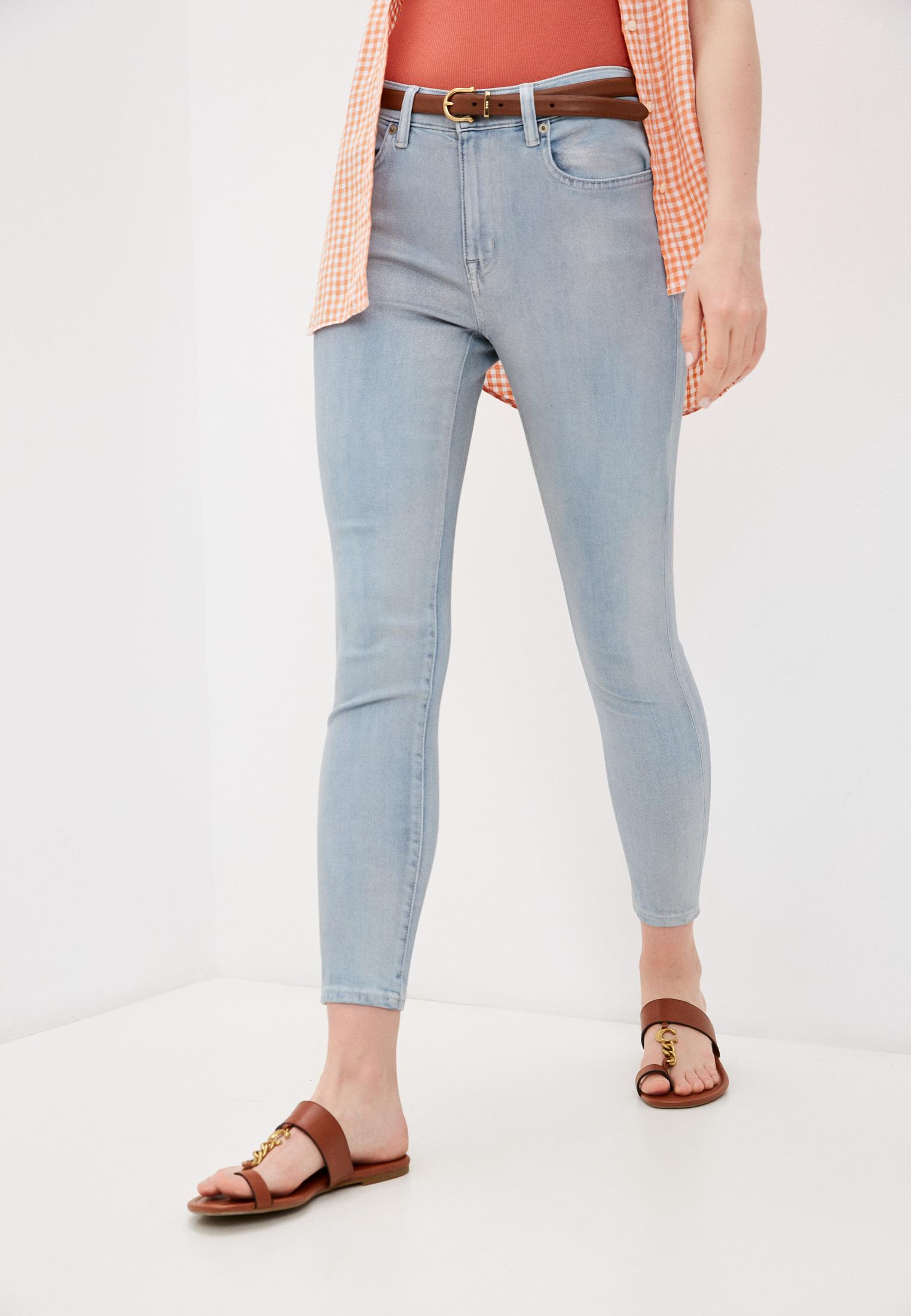 Зауженные джинсы Lauren Ralph Lauren 200831513001