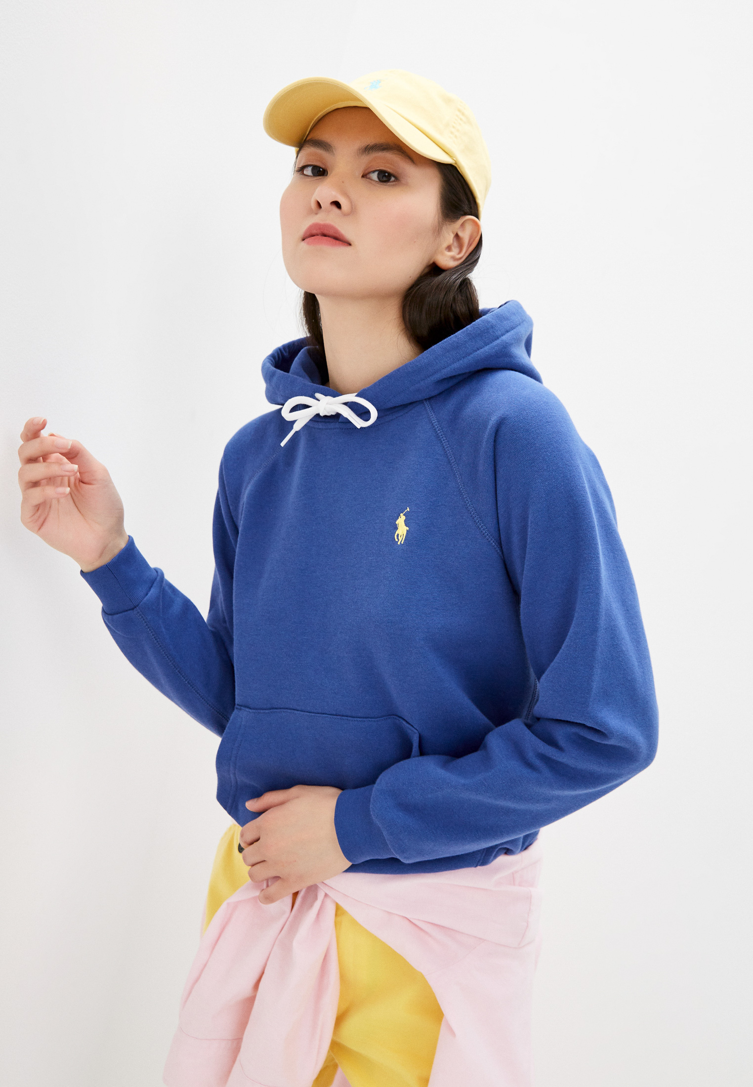 Женские худи Polo Ralph Lauren (Поло Ральф Лорен) 211790473014