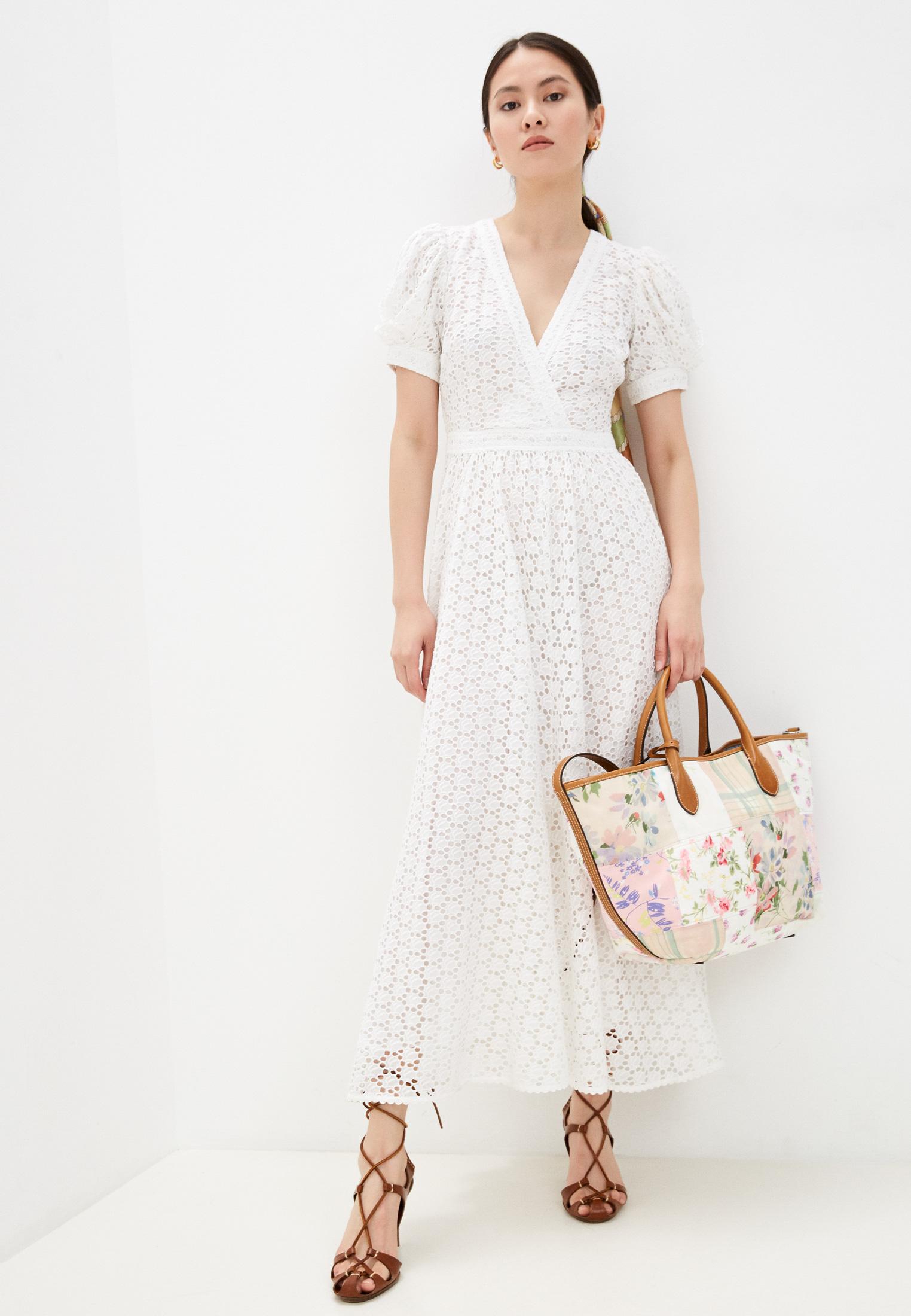 Платье Polo Ralph Lauren (Поло Ральф Лорен) 211838039001