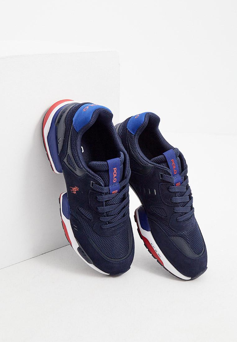 Мужские кроссовки Polo Ralph Lauren (Поло Ральф Лорен) 809829841003: изображение 4