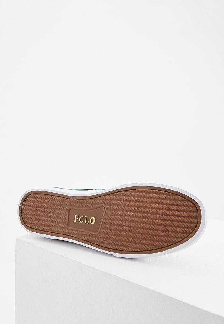 Мужские кеды Polo Ralph Lauren (Поло Ральф Лорен) 816829749001: изображение 5