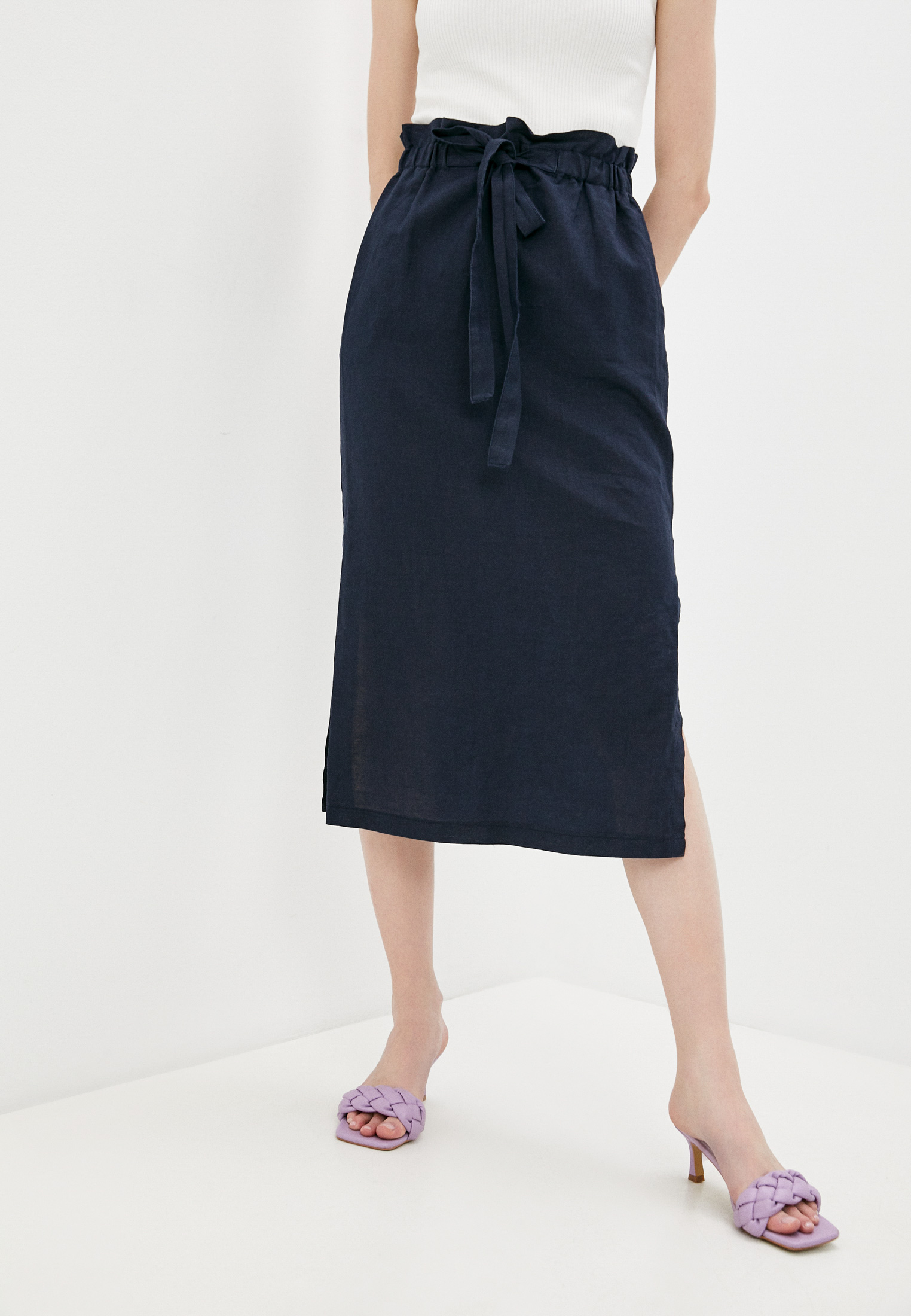 Узкая юбка Koton 0YAK72539UW